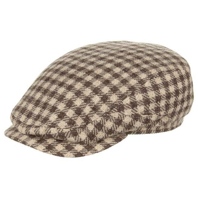 Belfast Wool Berretto Piatto by Stetson - 79 982fa864c3e1