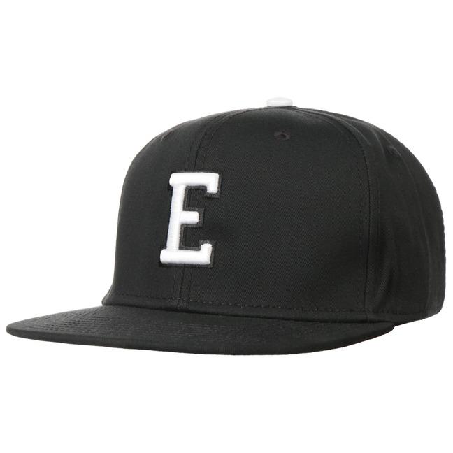 Cappellino E Letter Snapback Cap - 19 6458961e6b4