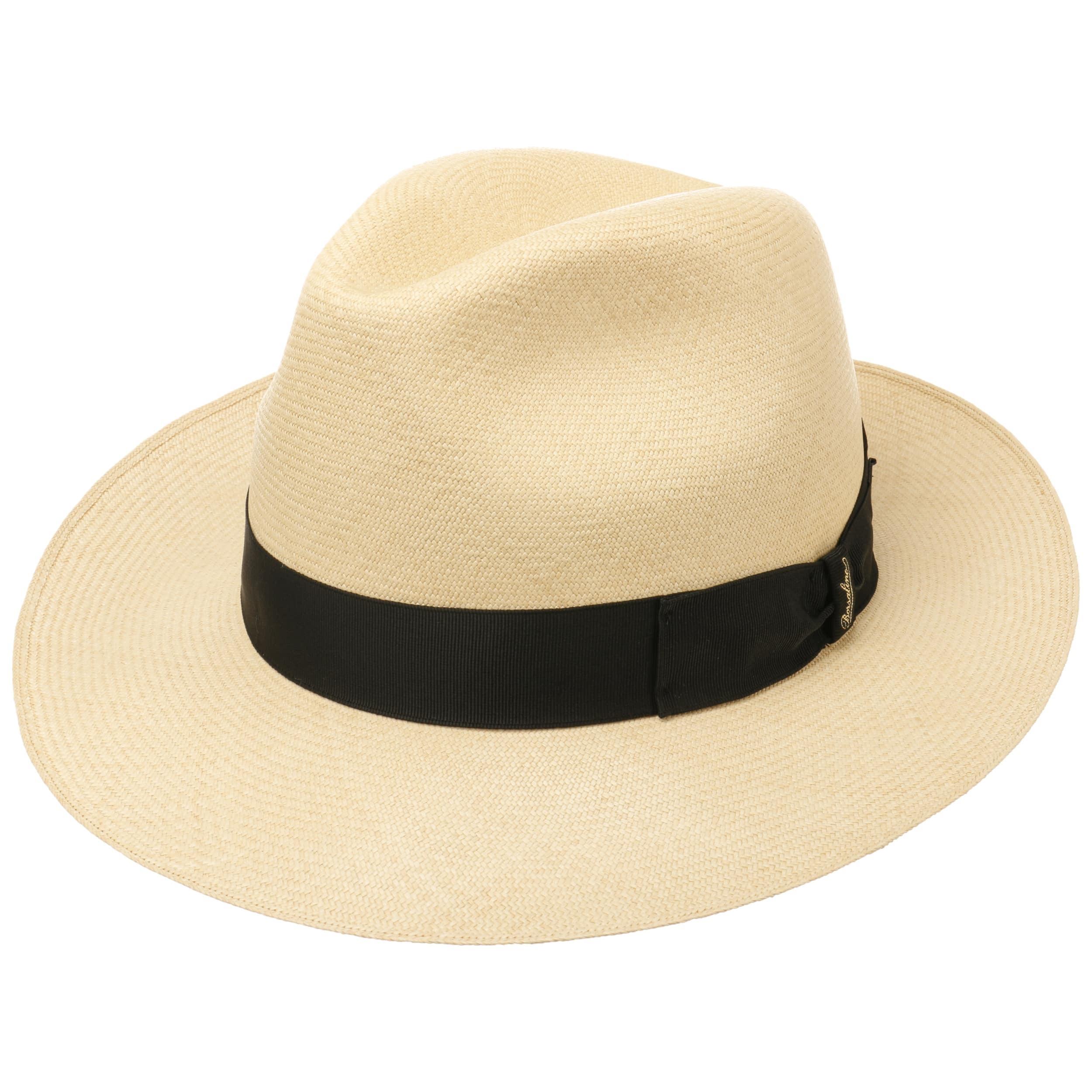 Cappello Panama con design gioiello sintetico   …