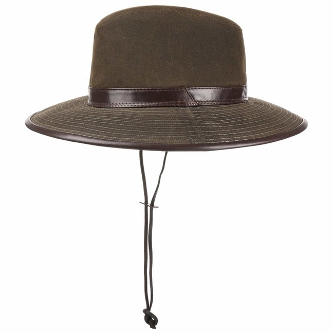69 Safari Cotton 95 € Oiled Cappello mOnwv80N