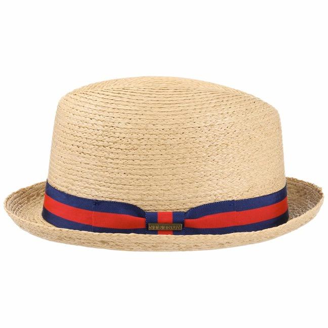 Cappello di Paglia Renton Rafia by Stetson 32522edc8341