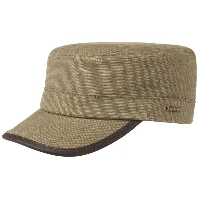 Cappellino Army Fodera in Pile by Stetson - 59 936fe44d17db