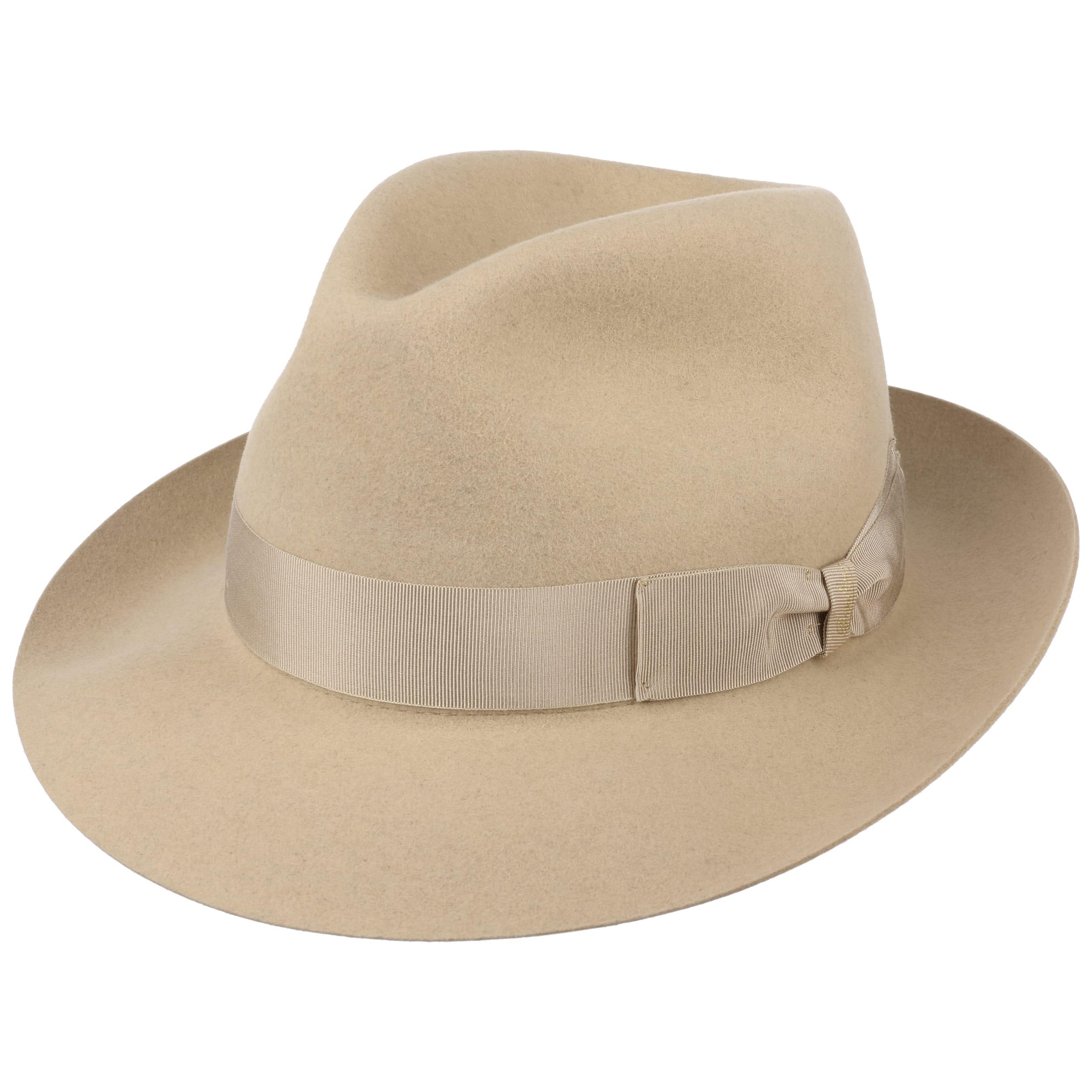 ... 50 Grammi Cappello da Uomo by Borsalino - beige 2 ... 5a454ed57cf