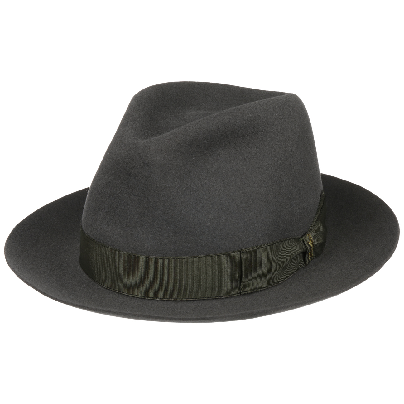 ... 50 Grammi Cappello da Uomo by Borsalino - grigio 5 ... f27abcae1281