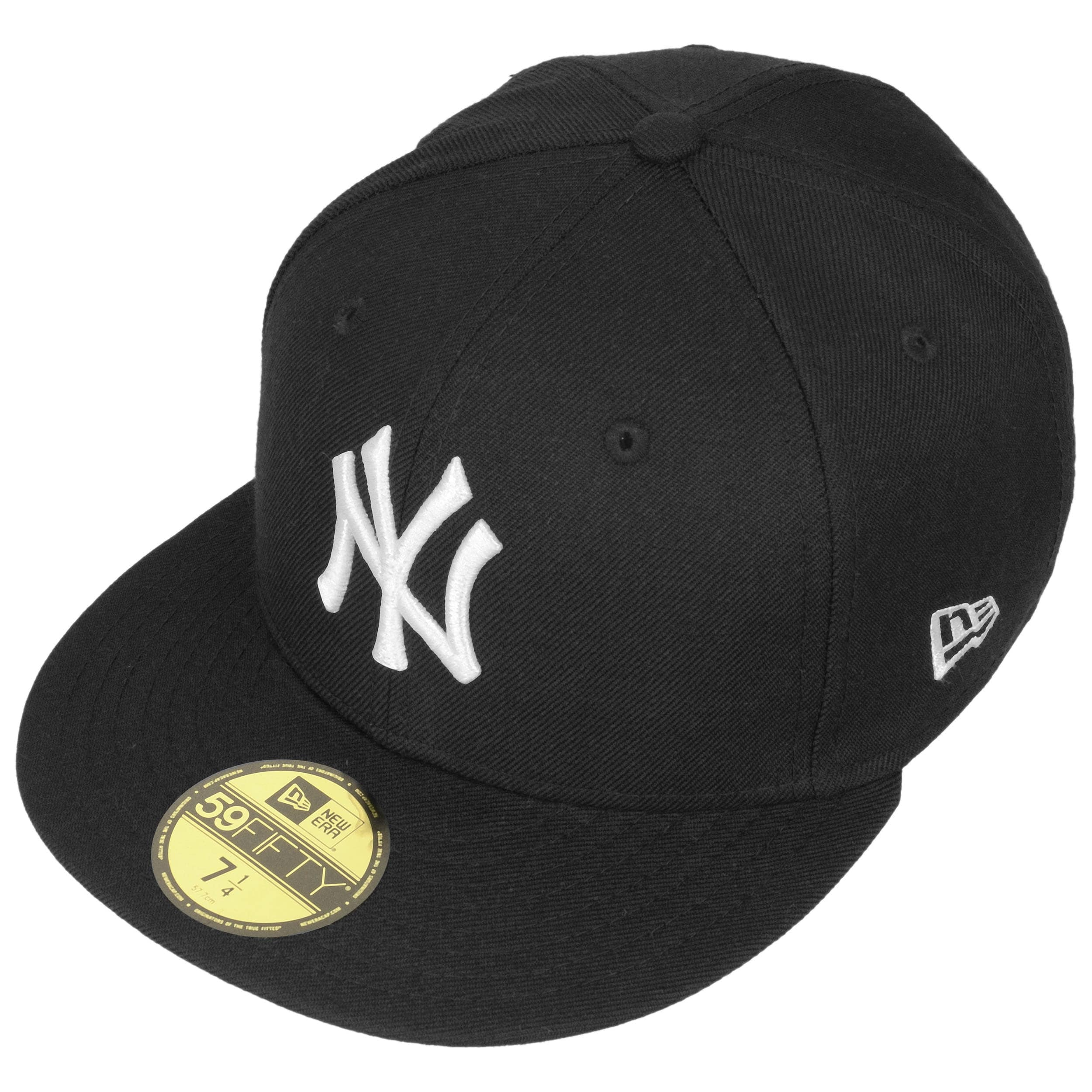 ... 59Fifty MLB Basic NY Cap by New Era - giallo 1 ... d28de77d2494