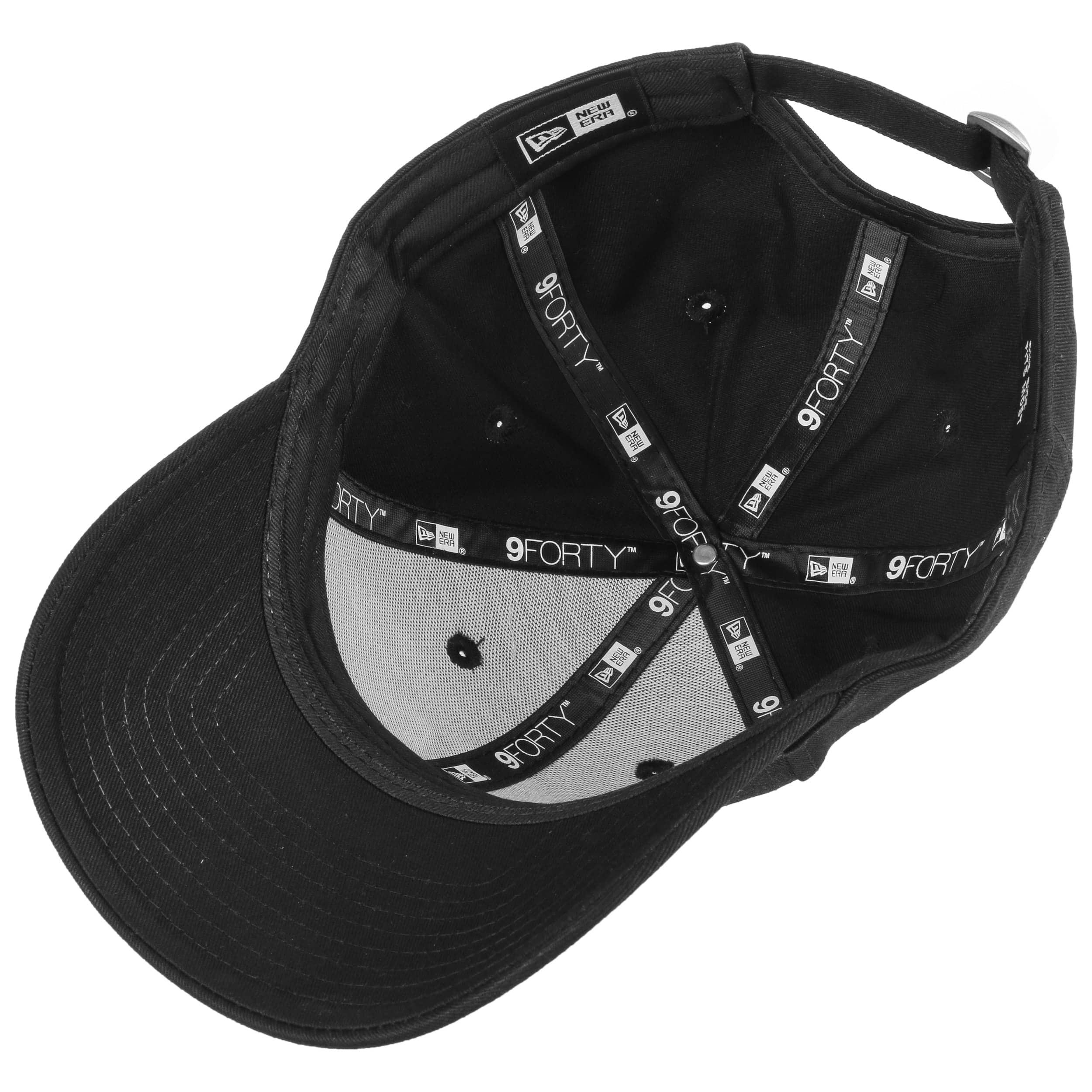 ... 9Forty League Basic Yankees Cap by New Era - nero 2 ... 2a4e5cfc8d09