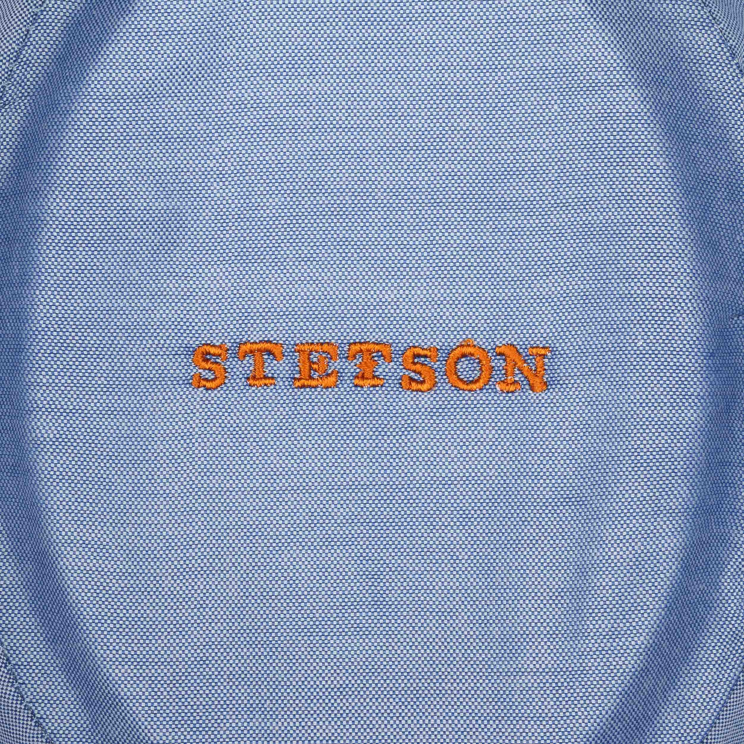 ... Athens Cotton Cappello Pork Pie by Stetson - nero 4 ... 35abeb04089e