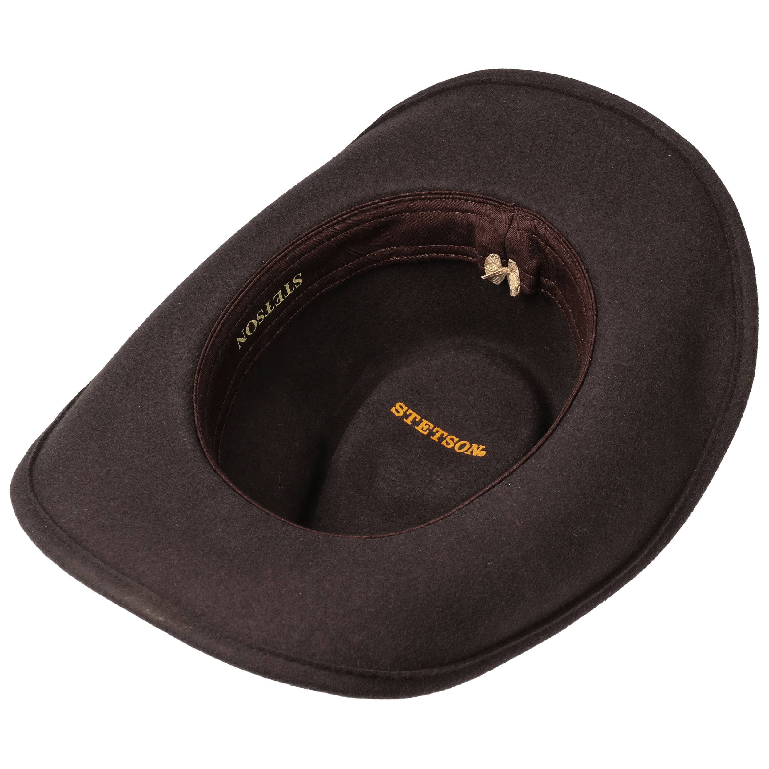 ... Bangs Cappello Western by Stetson - marrone 2 ... 53b9452ea51b