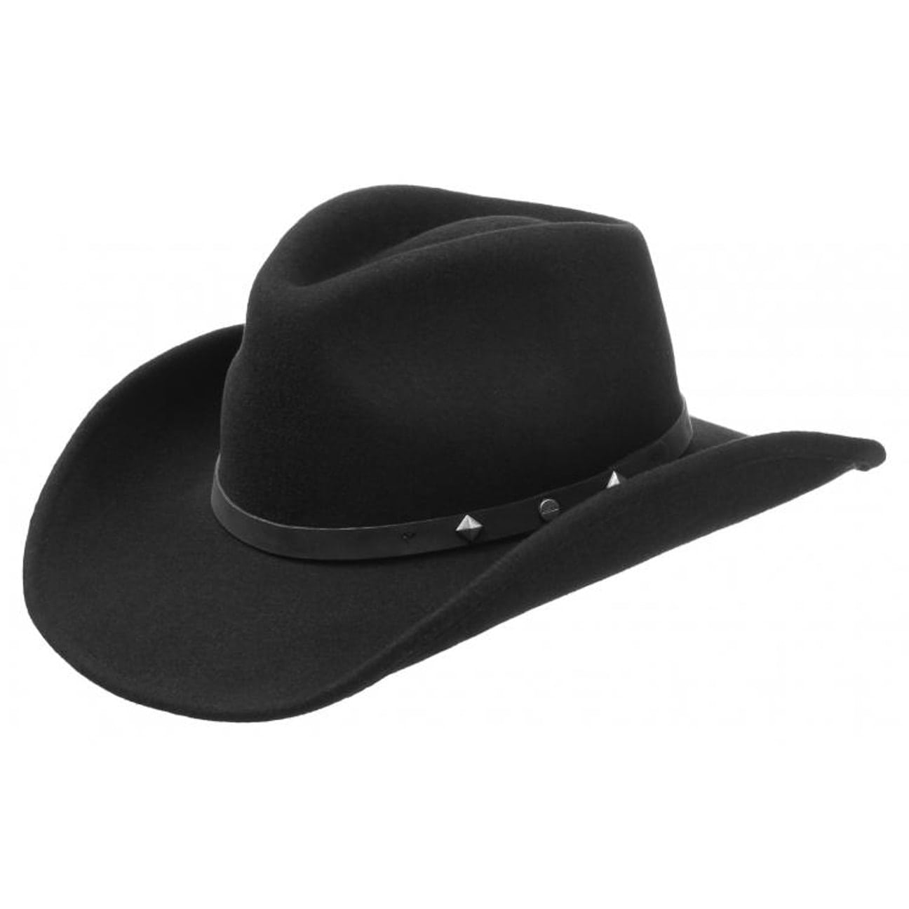 ... Bangs Cappello Western by Stetson - nero 1 d98205adcbc