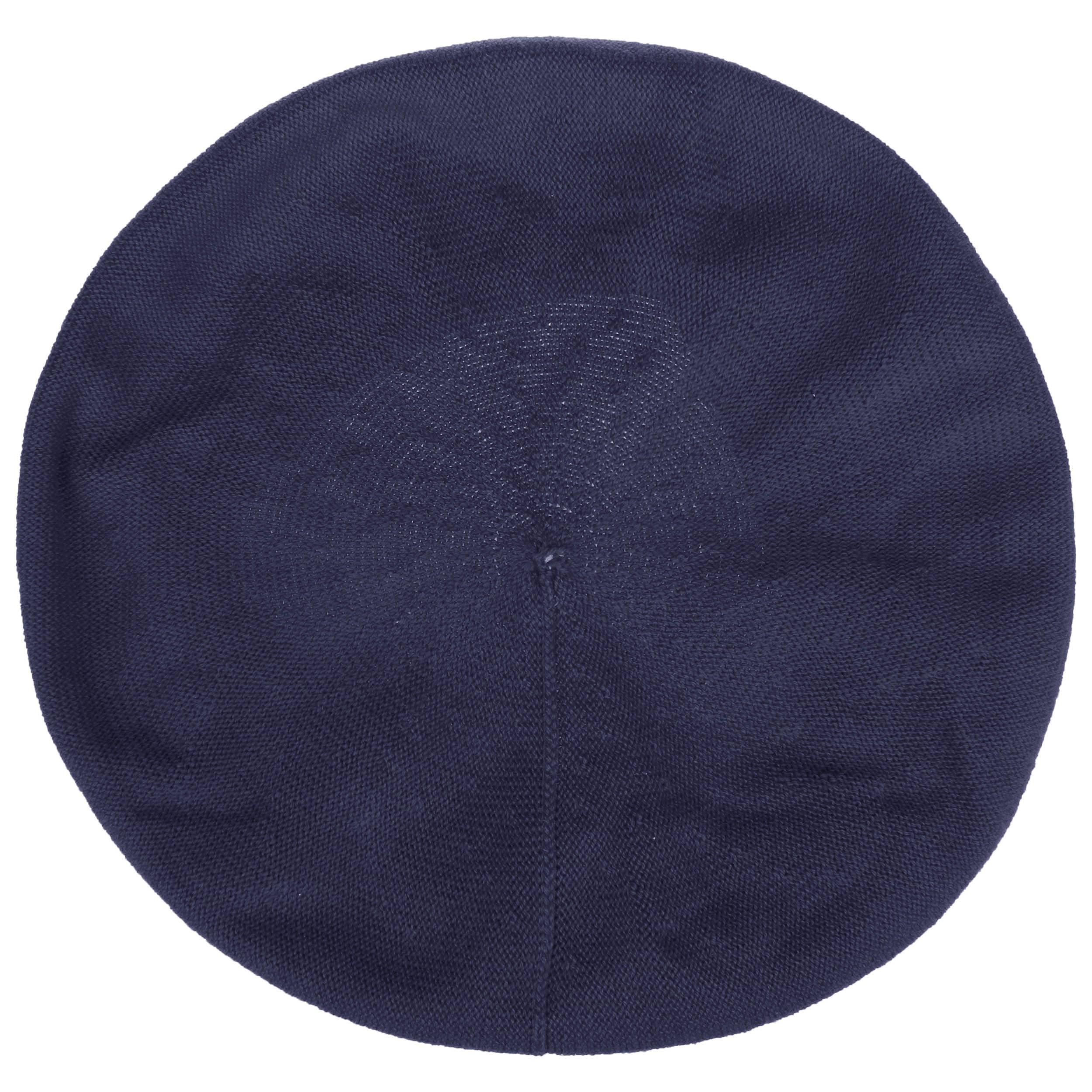 ... Basco in Cotone Belza by Héritage par Laulhère - blu scuro 1 ... 78ff3d14eefc