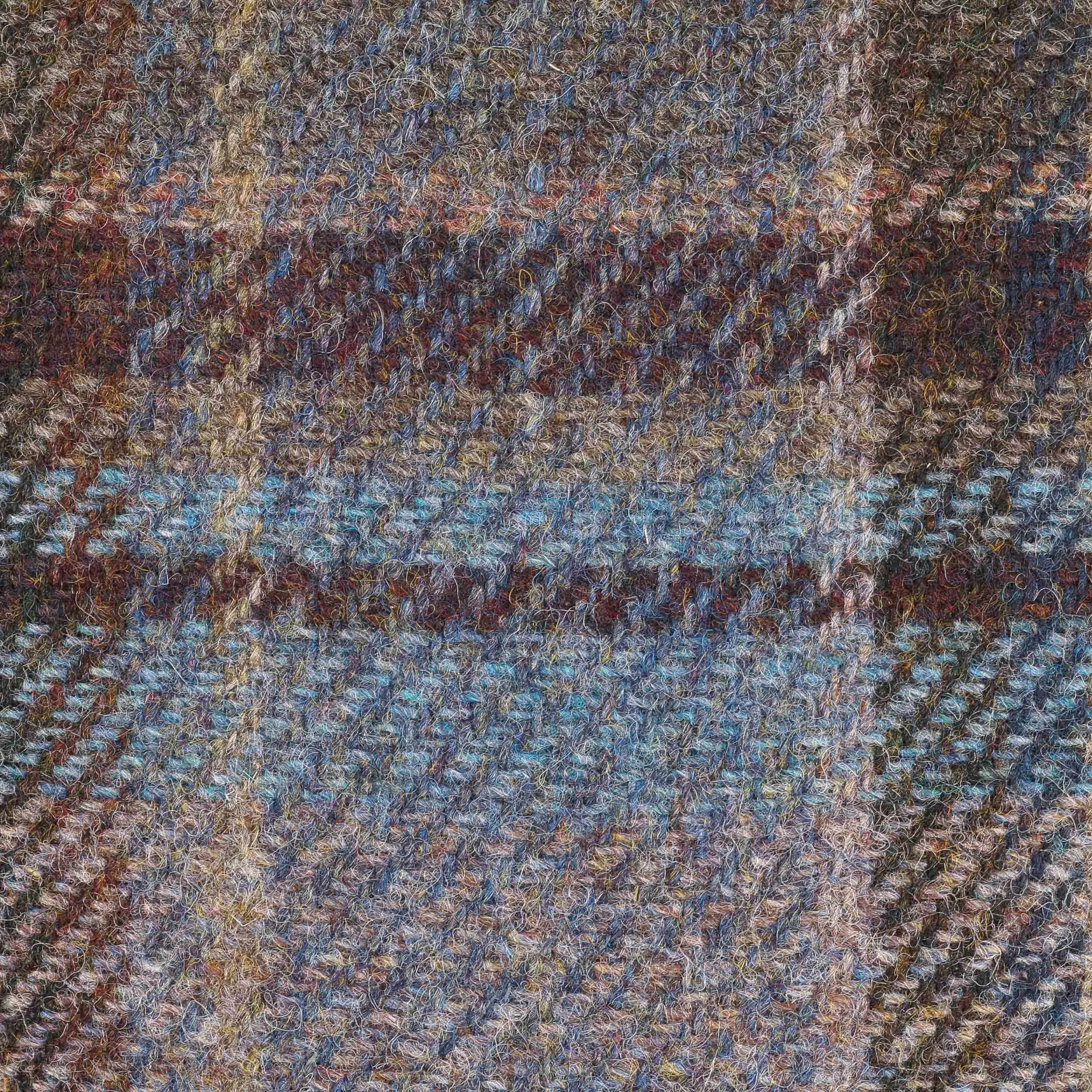 ... Belfast Check Coppola a Quadri by Stetson - blu 3 ... a282f106594f