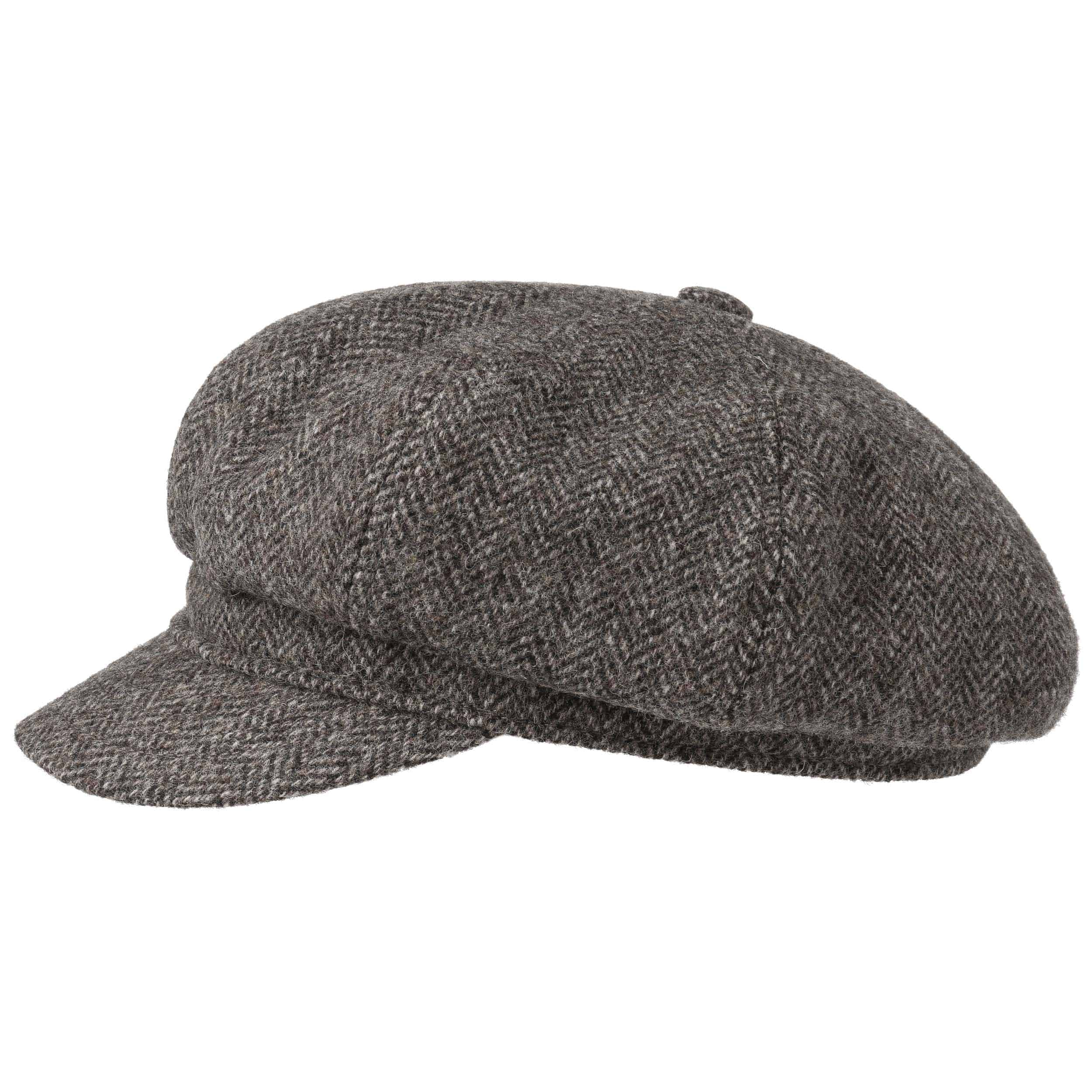 ... Berretto 8-Panel Woolrich by Stetson - marrone 6 ... 8595ff7e4f9d