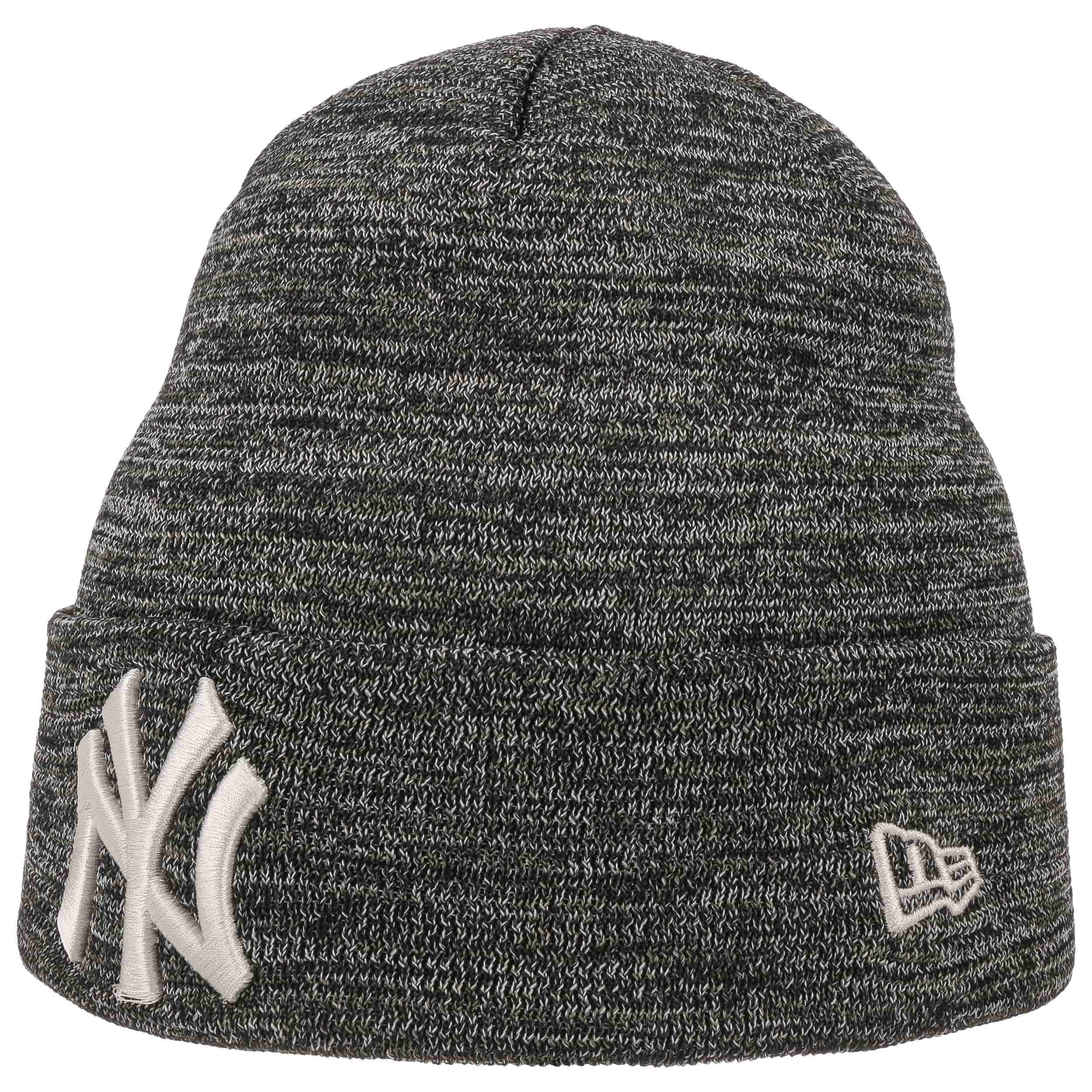 ... Berretto Beanie Eng Fit Cuff Yankees by New Era - nero 4 de7ae1425584