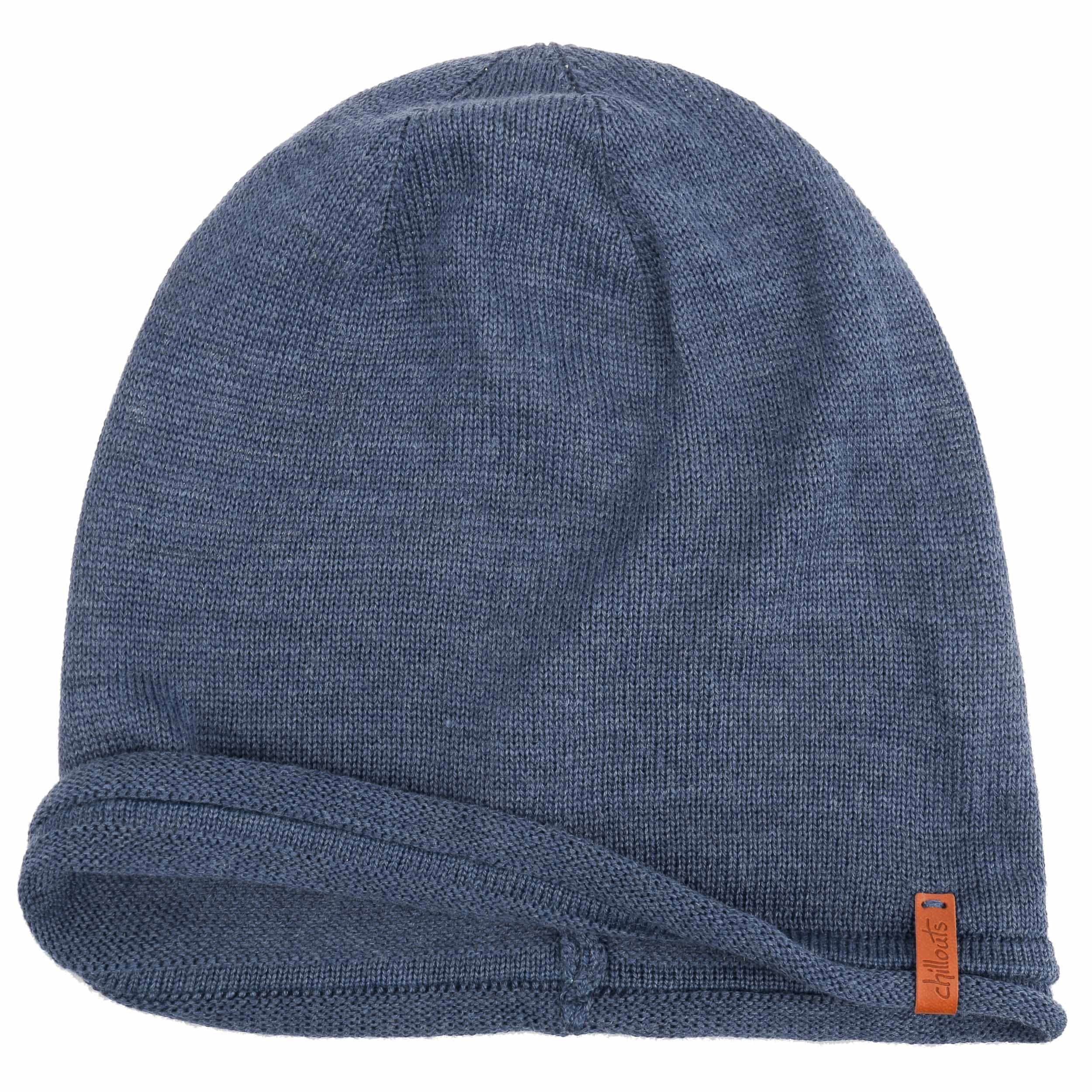 ... Berretto Beanie Leicester by Chillouts - blu 1 ... f9229c57730a