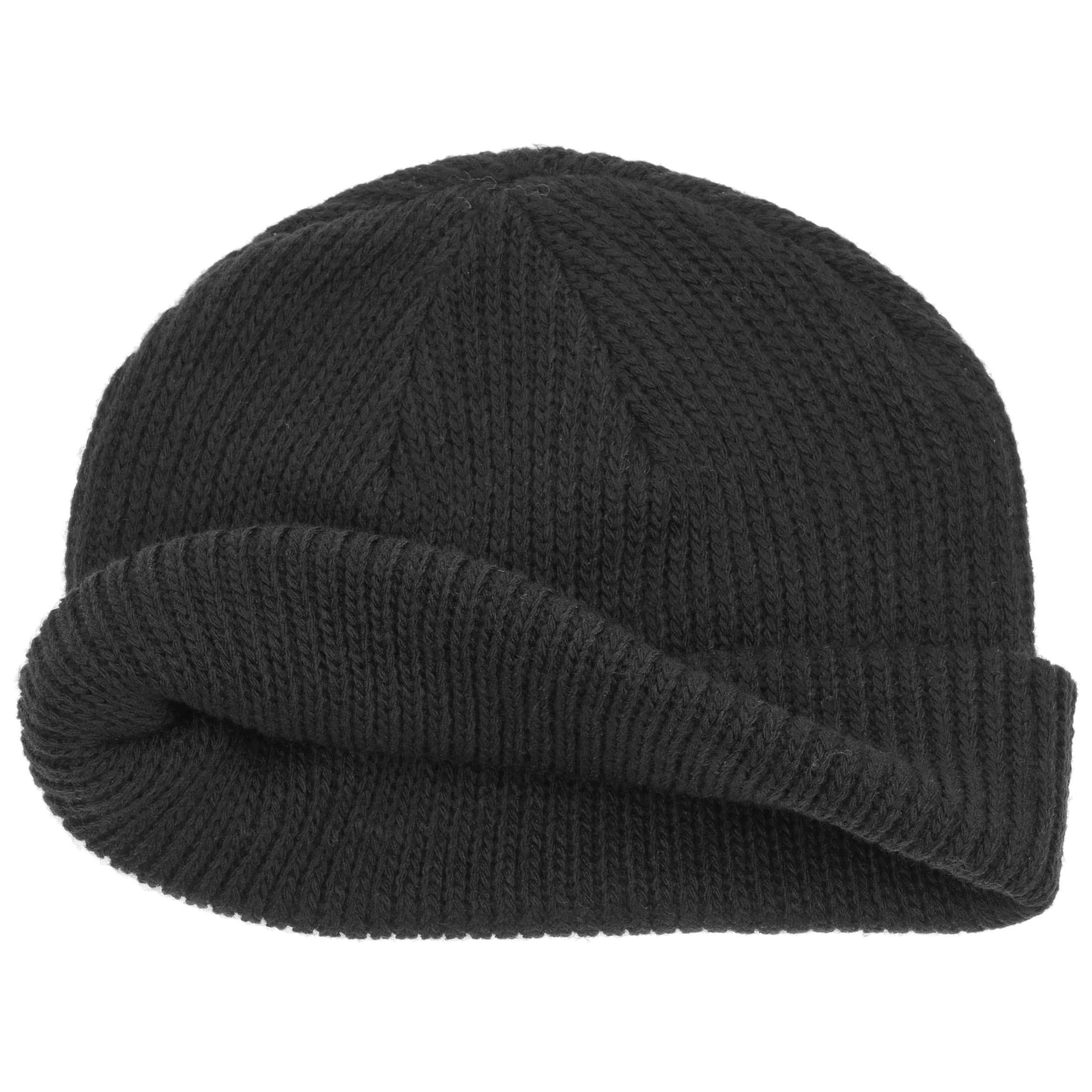 cappello vans nero invernale
