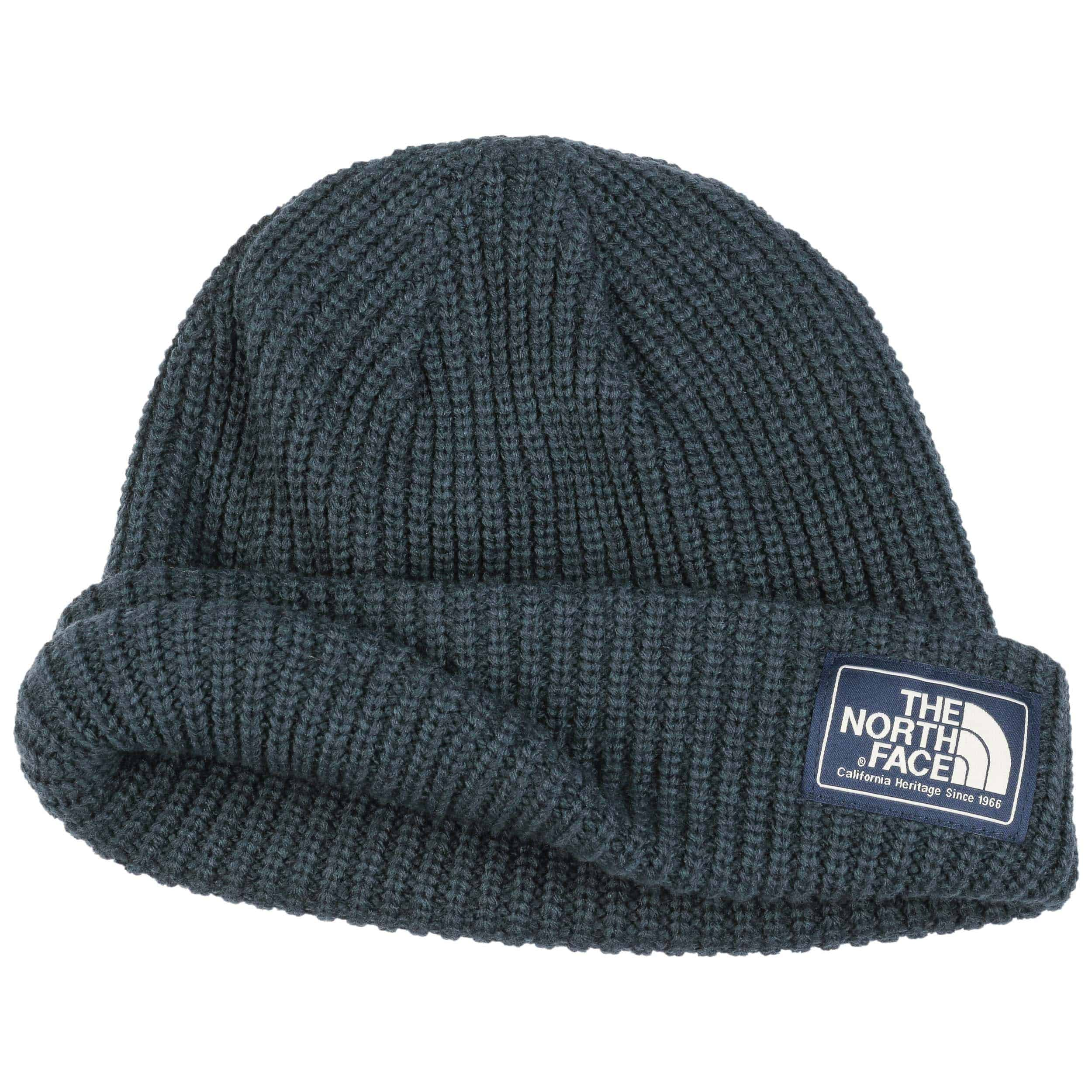 Berretto Beanie Salty Dog by The North Face - blu scuro 1 ... 13a6cb9a8ae2