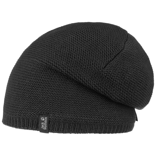 watch bc2dd 88c56 Berretto Beanie Stormlock Knit by Jack Wolfskin