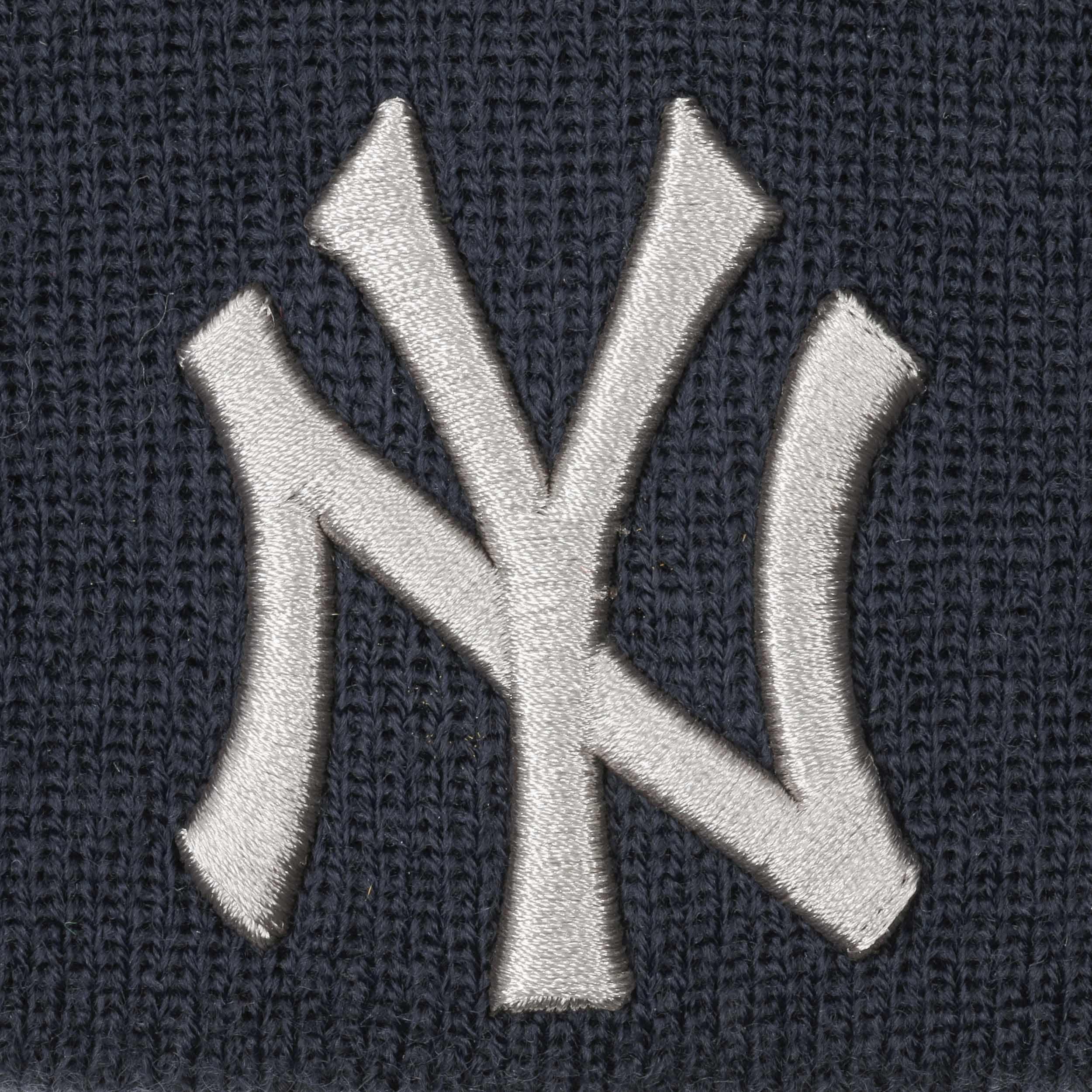 ... Berretto League Ess Cuff Yankees by New Era - blu 2 ... f86f1173e274