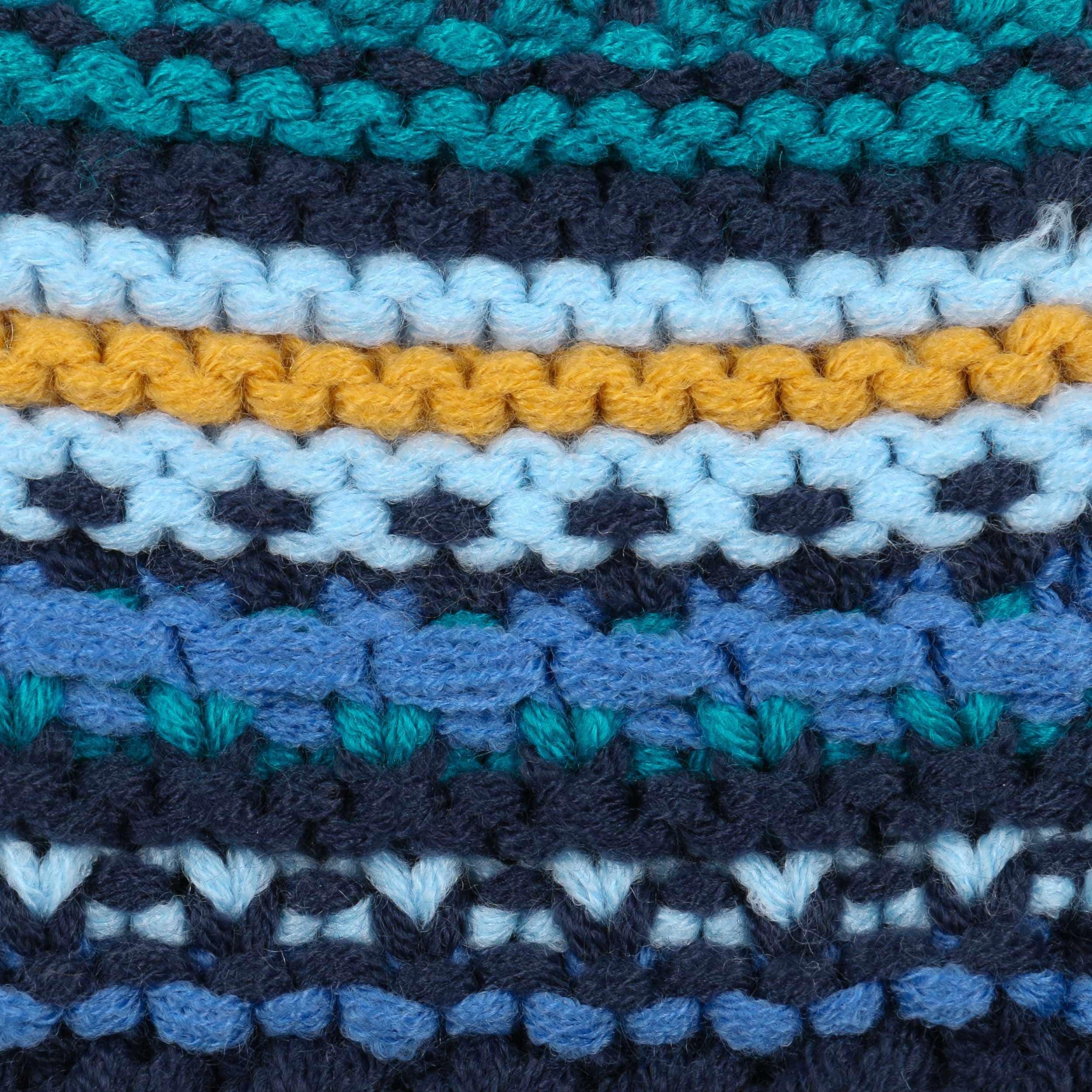 ... Berretto da Bambino Colour Stripes by Eisbär - grigio 5 ... 7a41c42ee9df