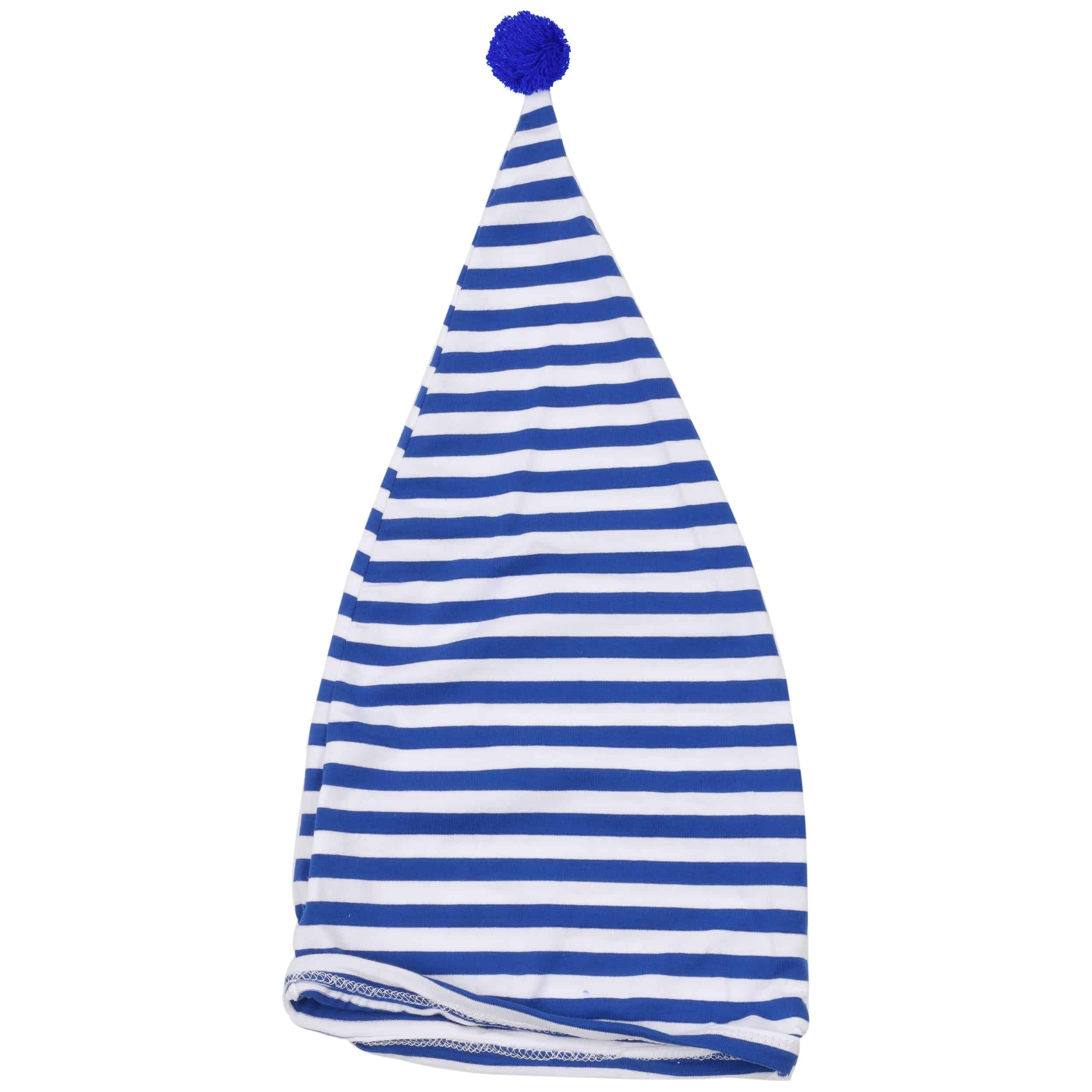 Berretto da Notte Medium - blu 1 ... 3ecf71186127