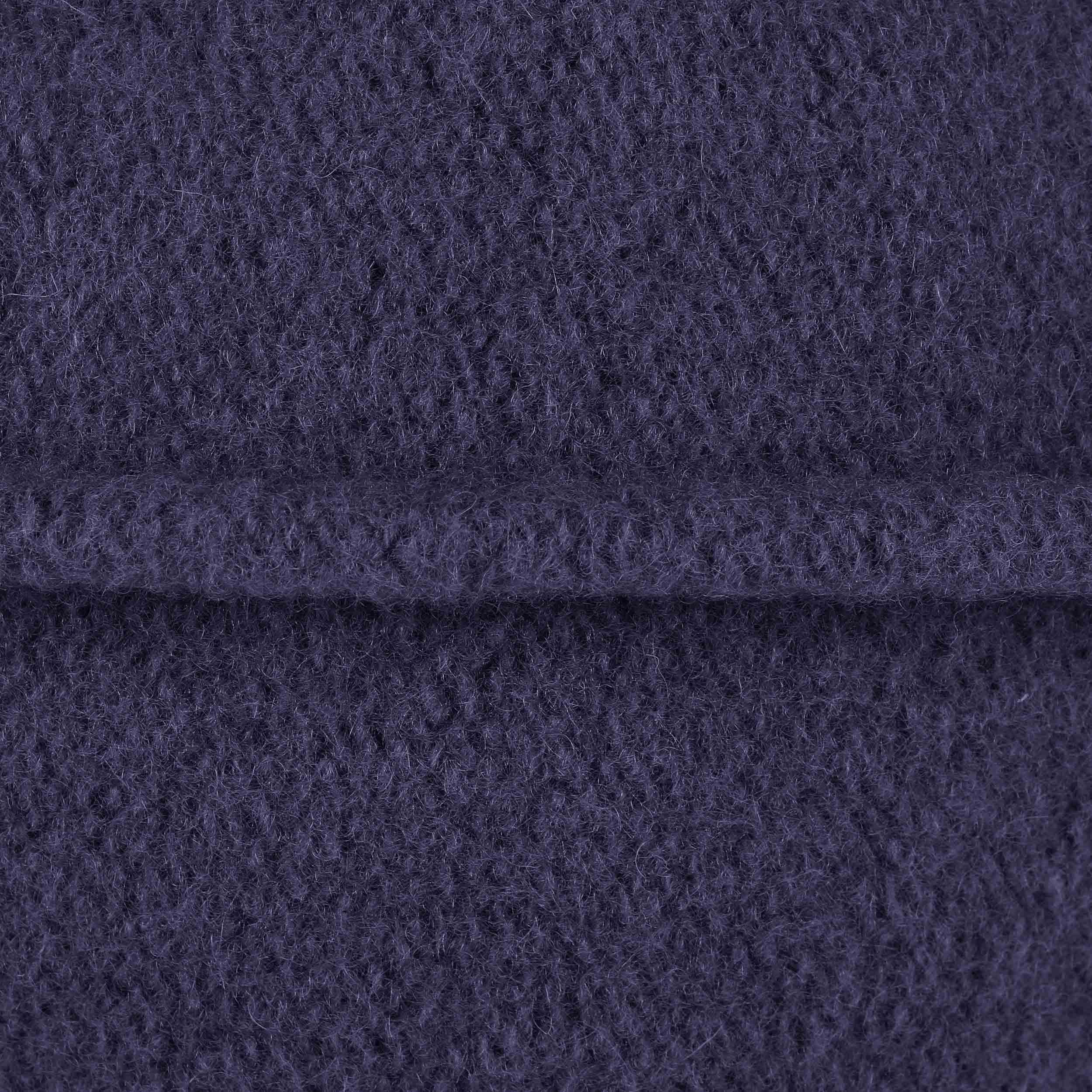 ... antracite 4 · Berretto in Lana Follata Slouchy by McBURN - blu scuro 4  ... 8be452dc4a9f