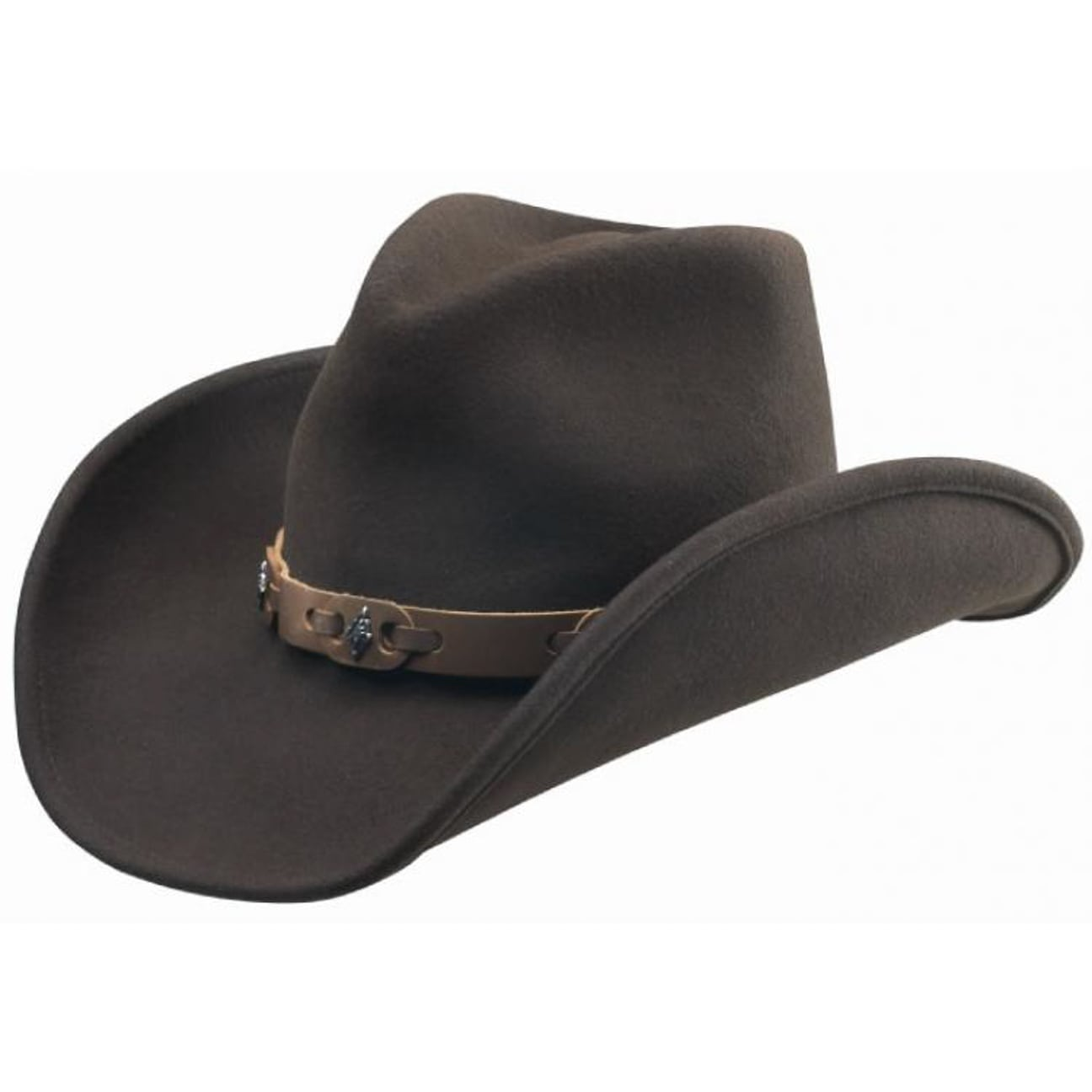 ... Bolton Cappello VitaFelt Cowboy by Stetson - marrone 1 7014e317200