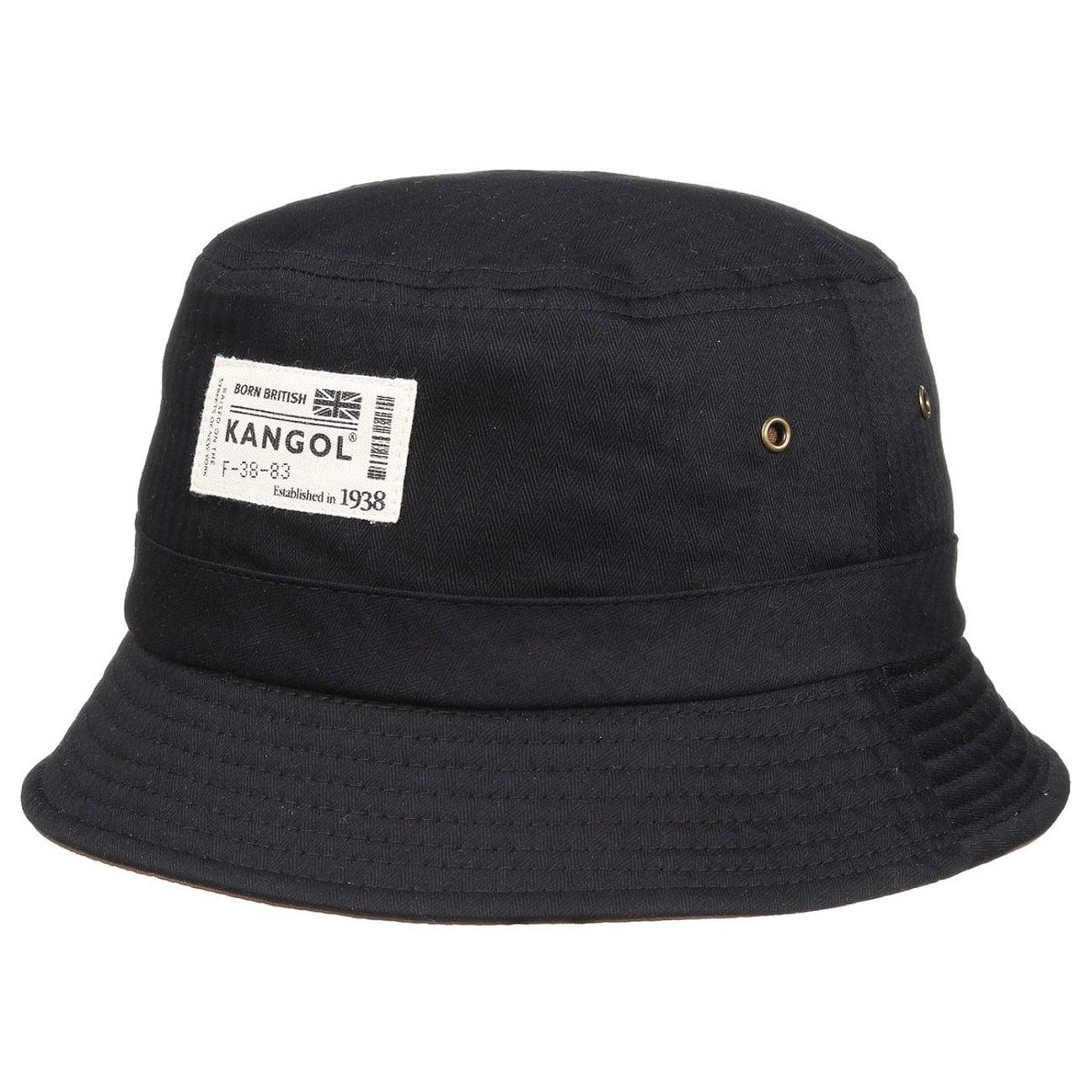 ... Bucket Cappello da Pescatore by Kangol - nero 5 027b531f39a5