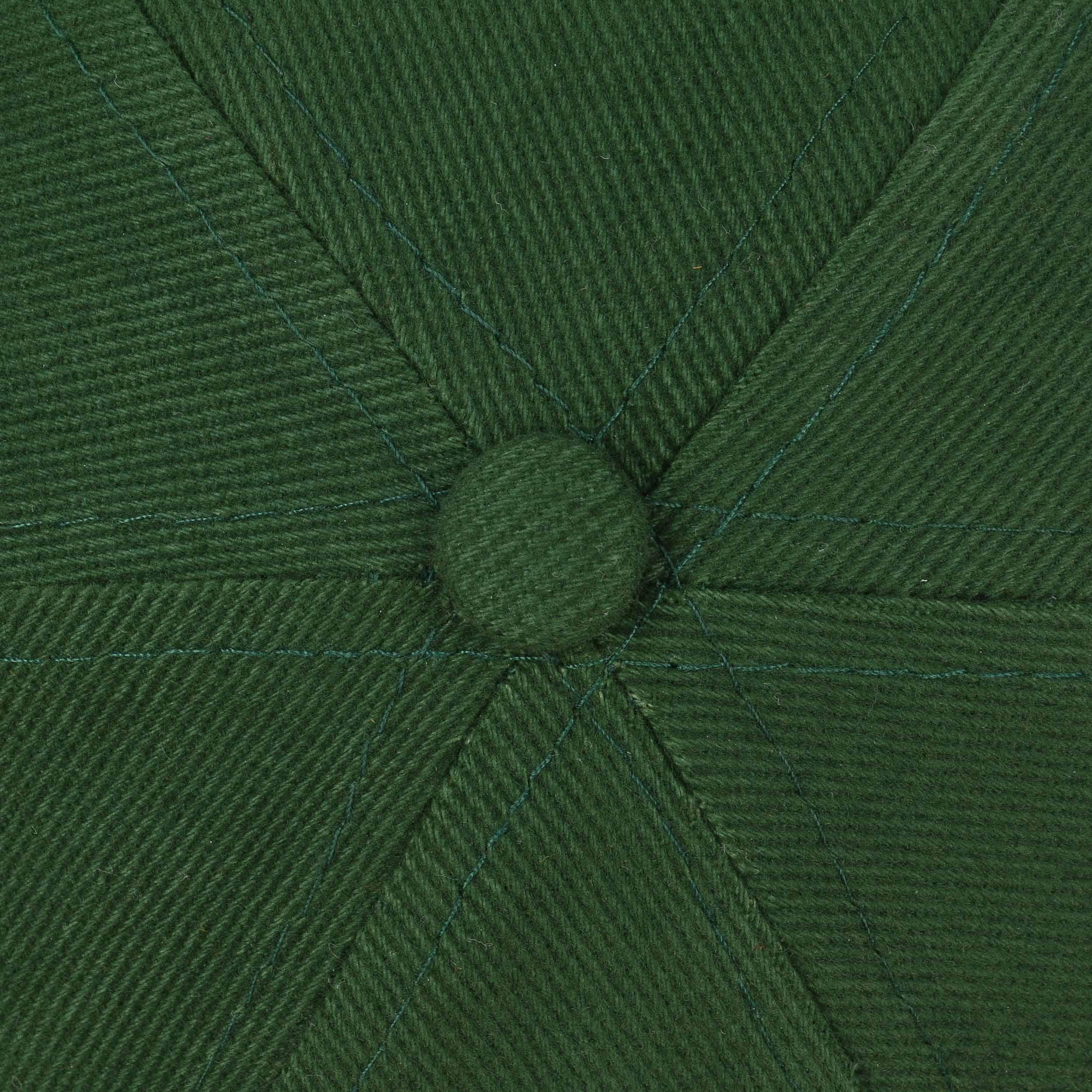 ... Calotta in Cotone Docker Cap - verde scuro 4 ... faf54072bae3