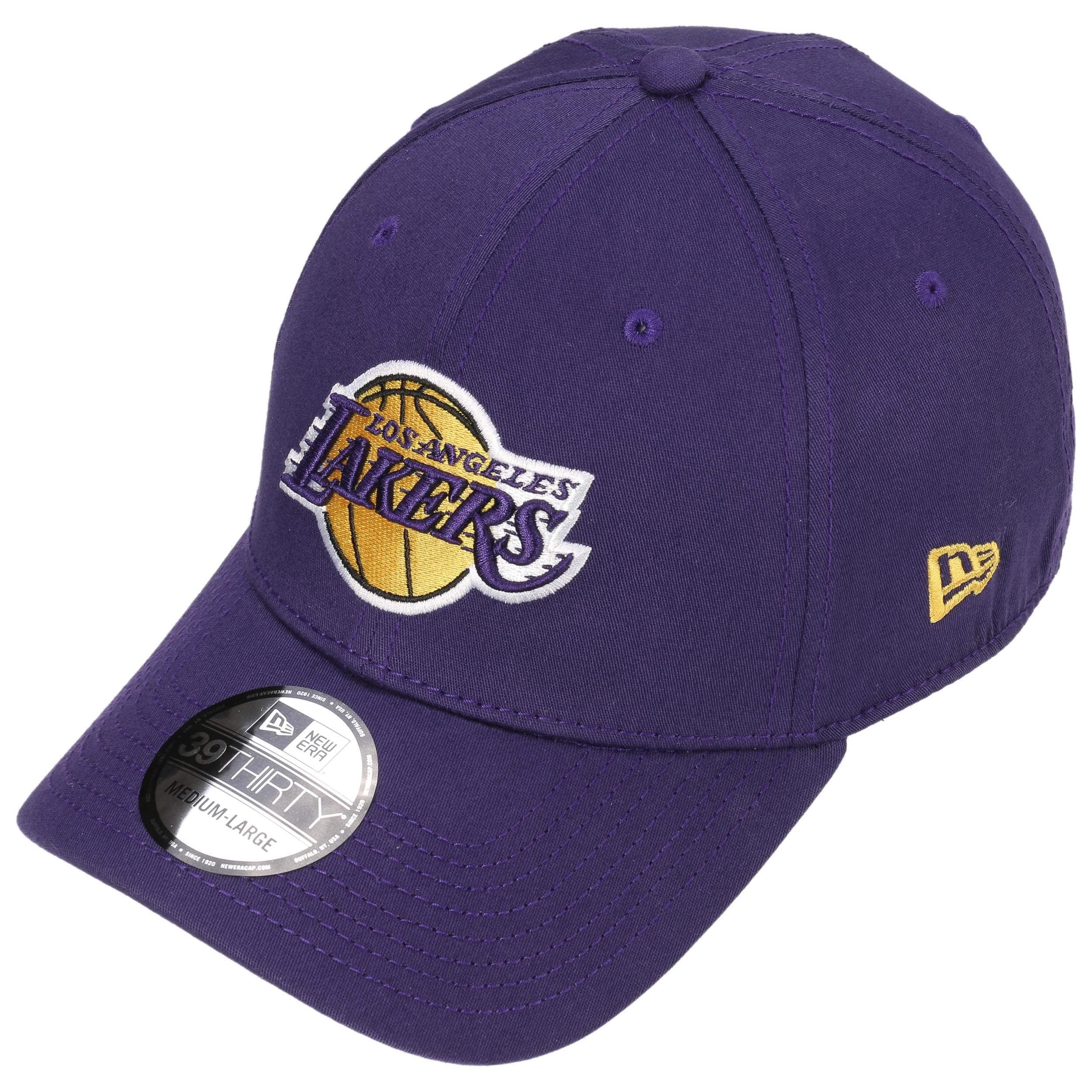 Cappellino 39Thirty LA Lakers by New Era - lilla 1 ... 192d2a9ddaaa