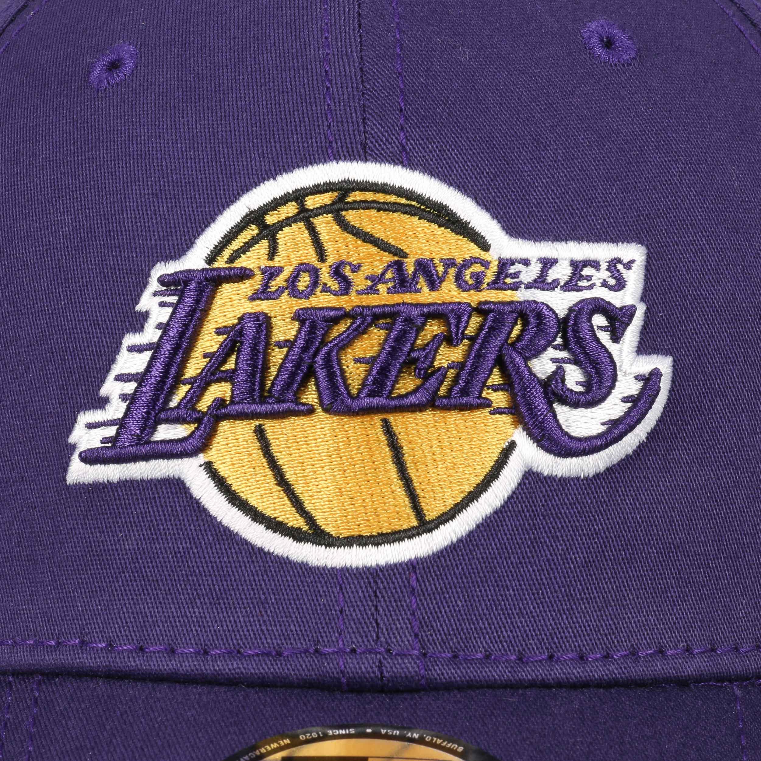 ... Cappellino 39Thirty LA Lakers by New Era - lilla 4 ... 33010c365f39