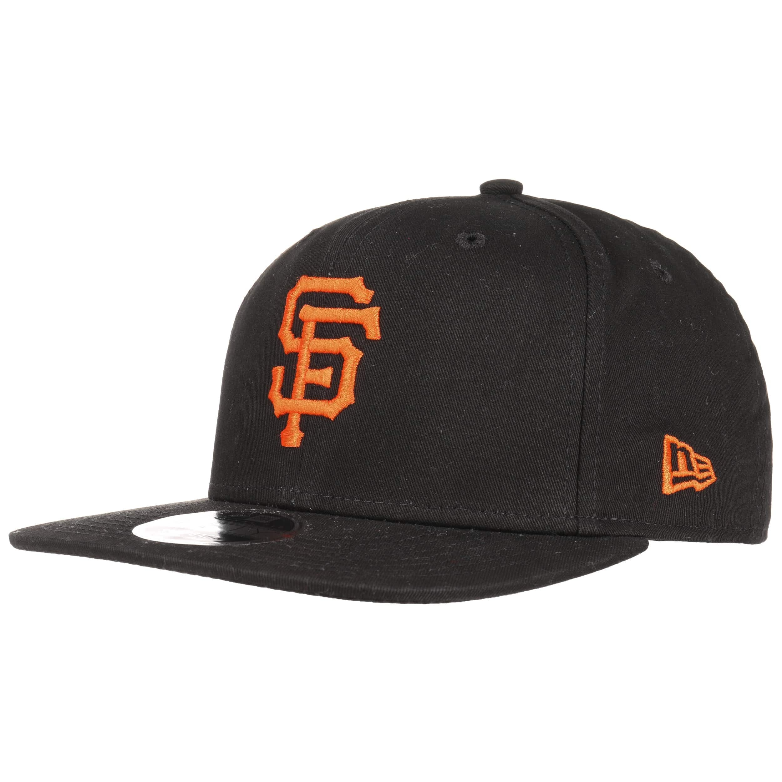 ... Cappellino 9Fifty SF Giants by New Era - nero 6 39a98f10d816