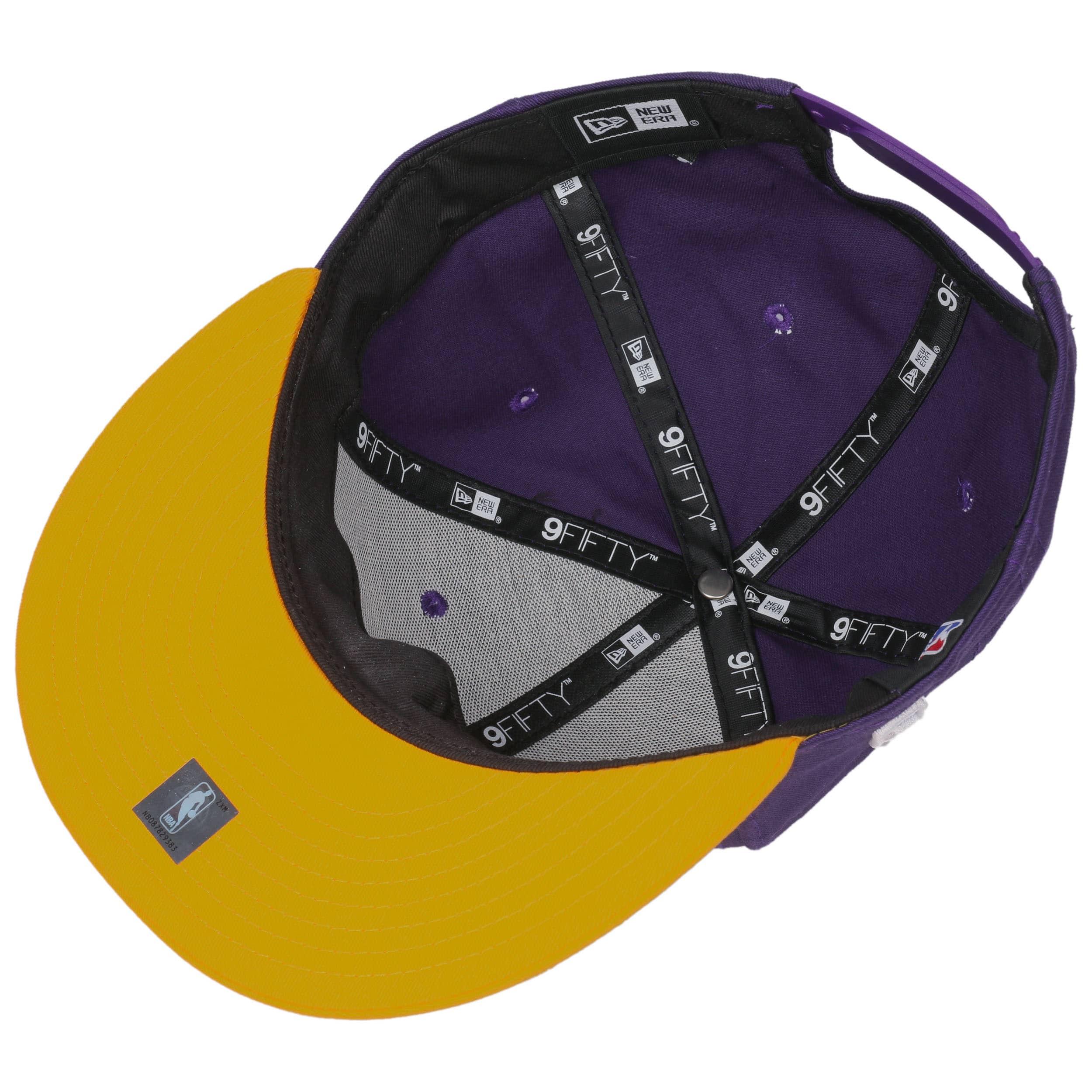 ... Cappellino 9Fifty TC LA Lakers by New Era - lilla 2 ... 501ba7e42b33
