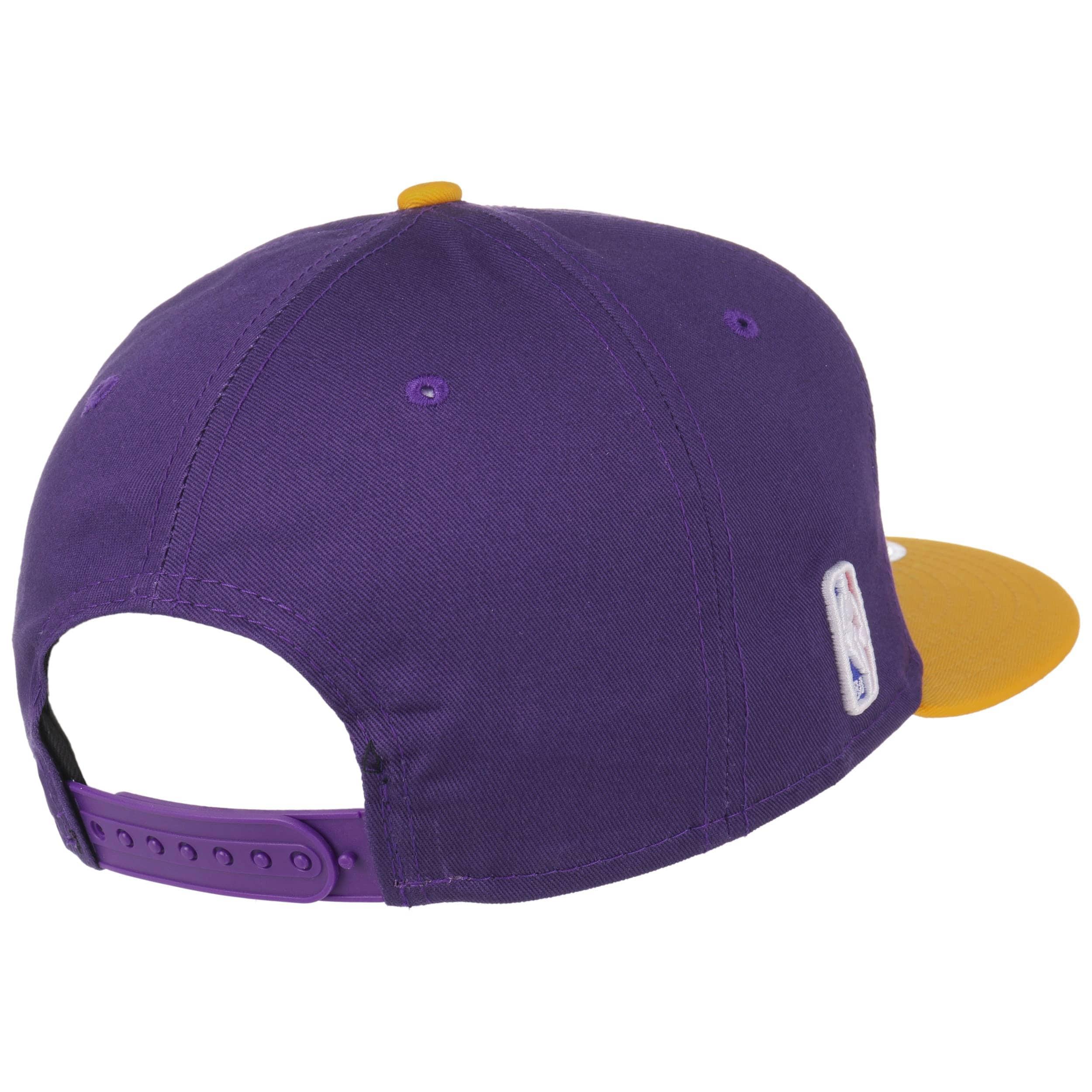 ... Cappellino 9Fifty TC LA Lakers by New Era - lilla 3 ... db6af5ba3aeb