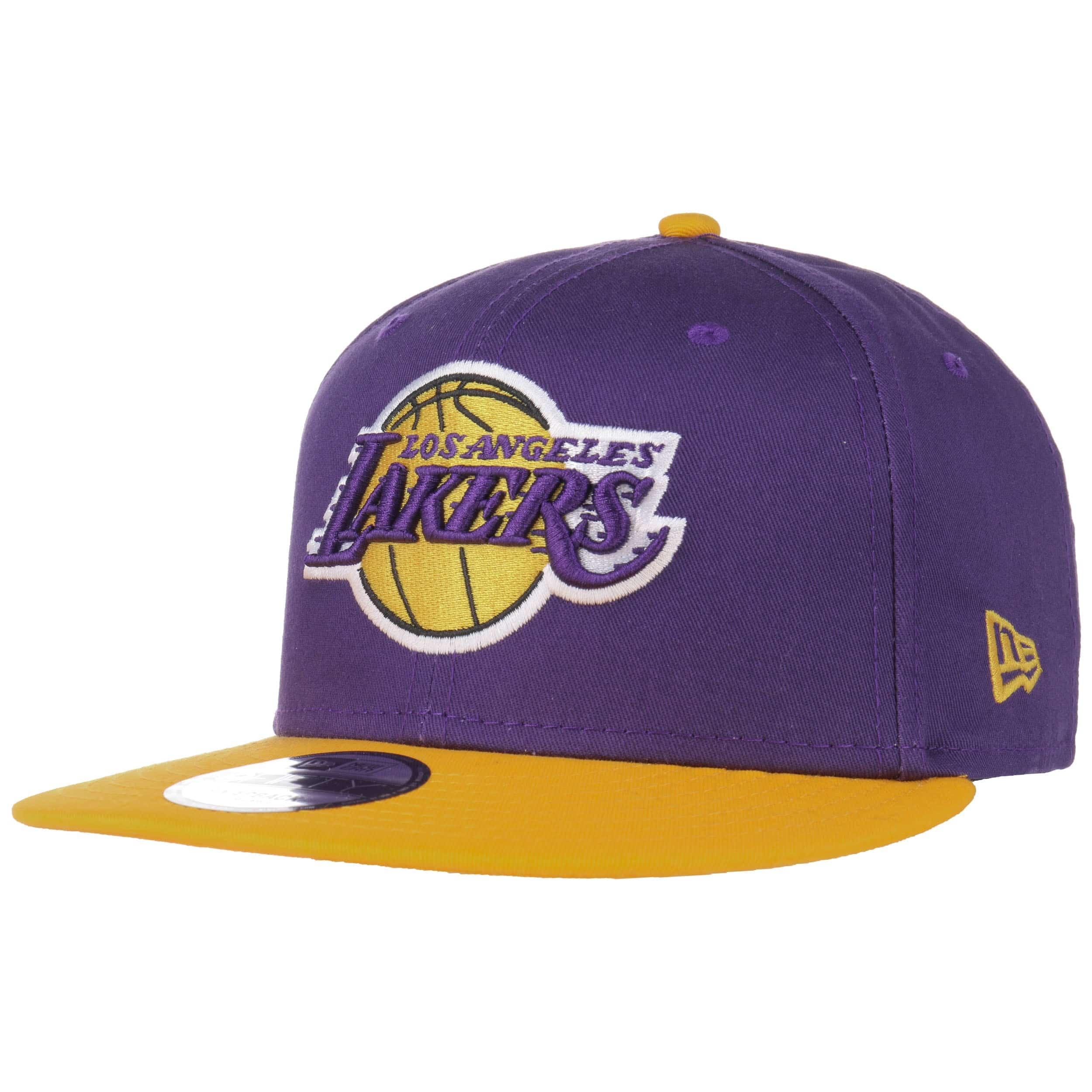 ... 6 · Cappellino 9Fifty TC LA Lakers by New Era - lilla 7 dd3e88a6385e