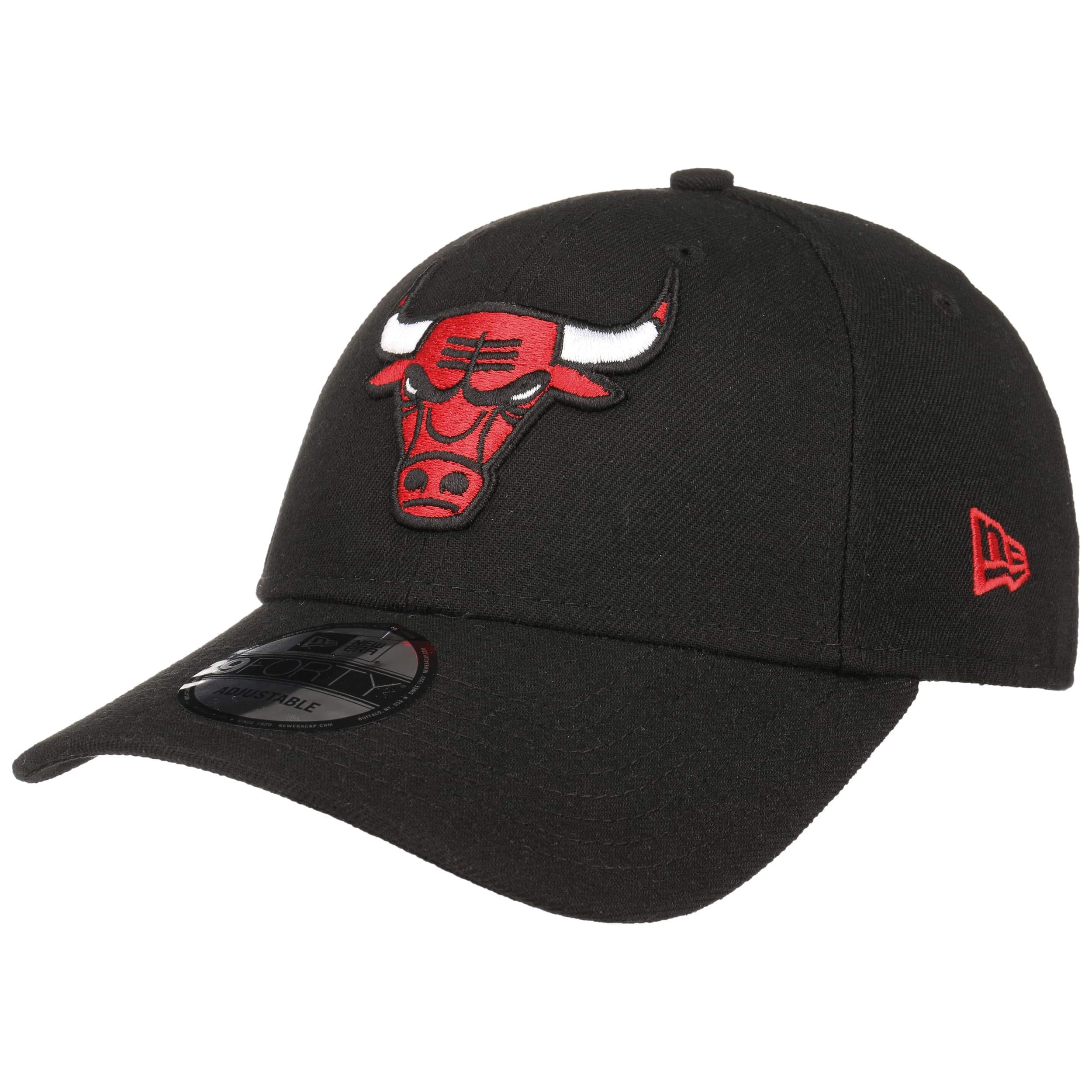 ... Cappellino 9Forty League Bulls by New Era - nero 6 cce1dcf7a5c1