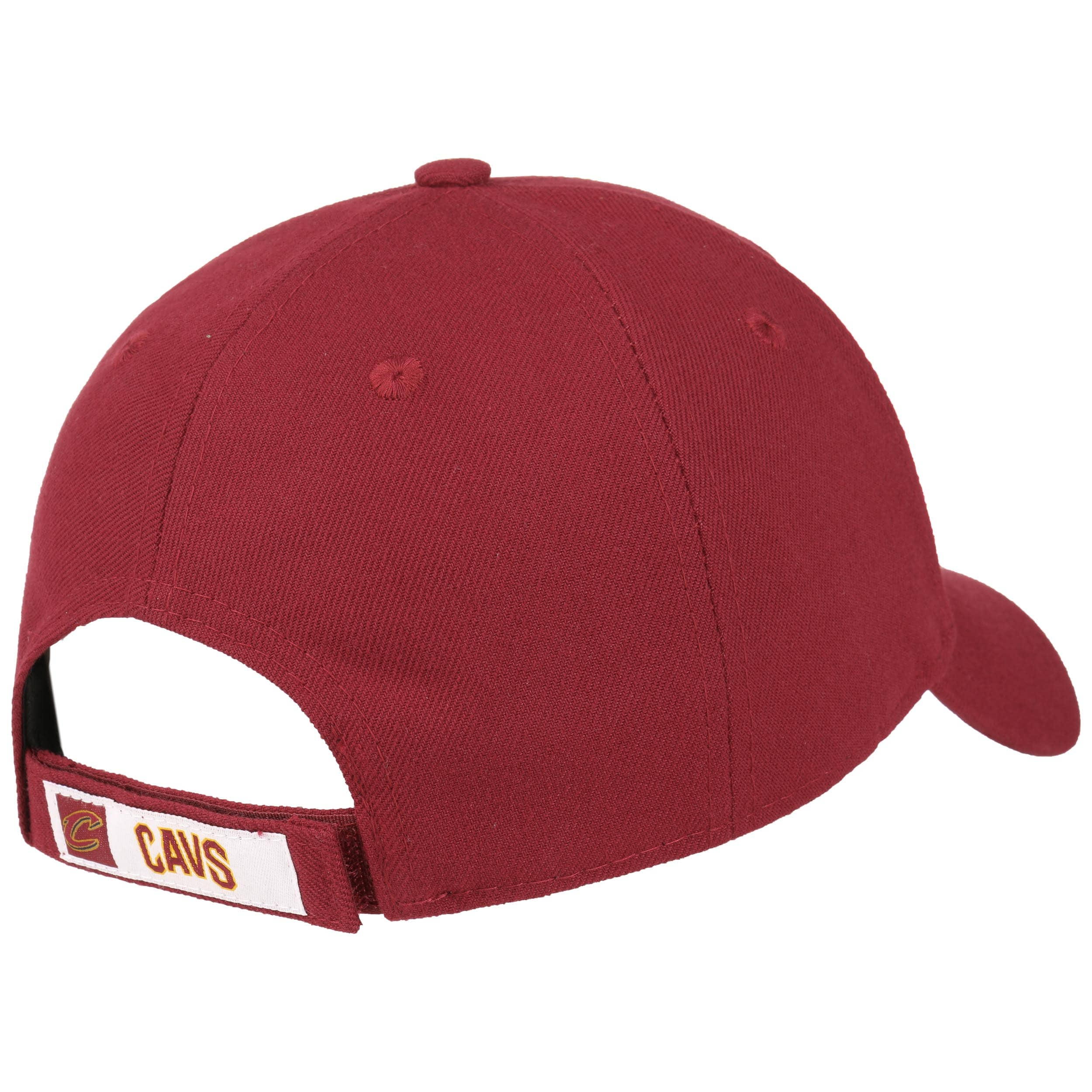 ... Cappellino 9Forty League Cavs by New Era - rosso bordeaux 3 ... bf657a5692e2