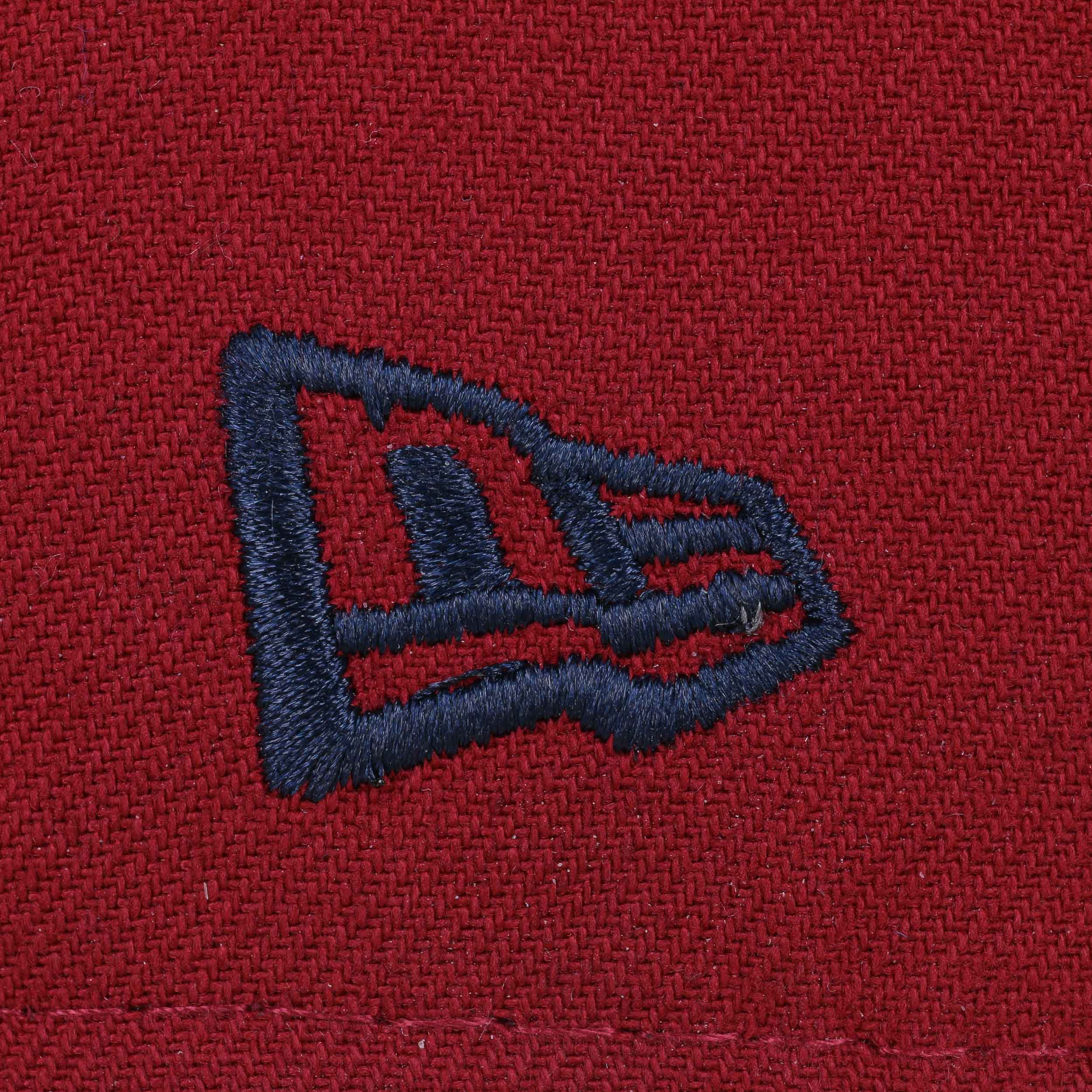 ... Cappellino 9Forty League Cavs by New Era - rosso bordeaux 5 ... 03638676fb35