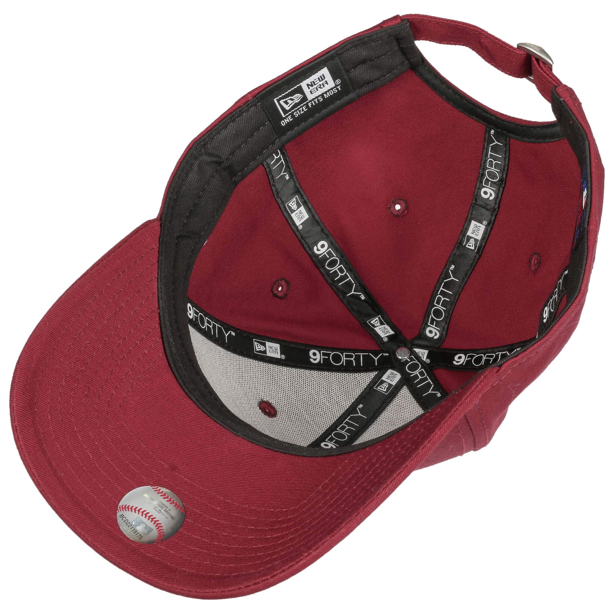 ... Cappellino 9Forty League Ess Red Sox by New Era - rosso bordeaux 3 ... ad4f5536b4b4