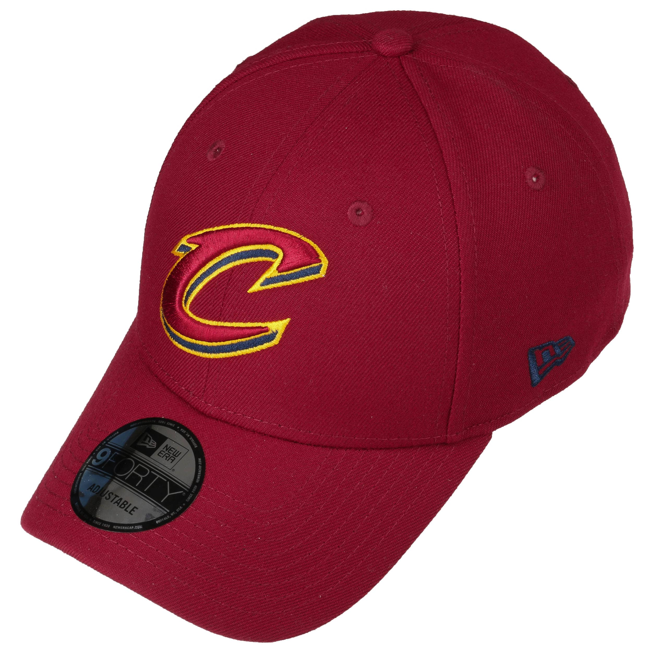 Cappellino 9Forty The League Cavs by New Era - rosso bordeaux 1 ... 7ffda14a165e