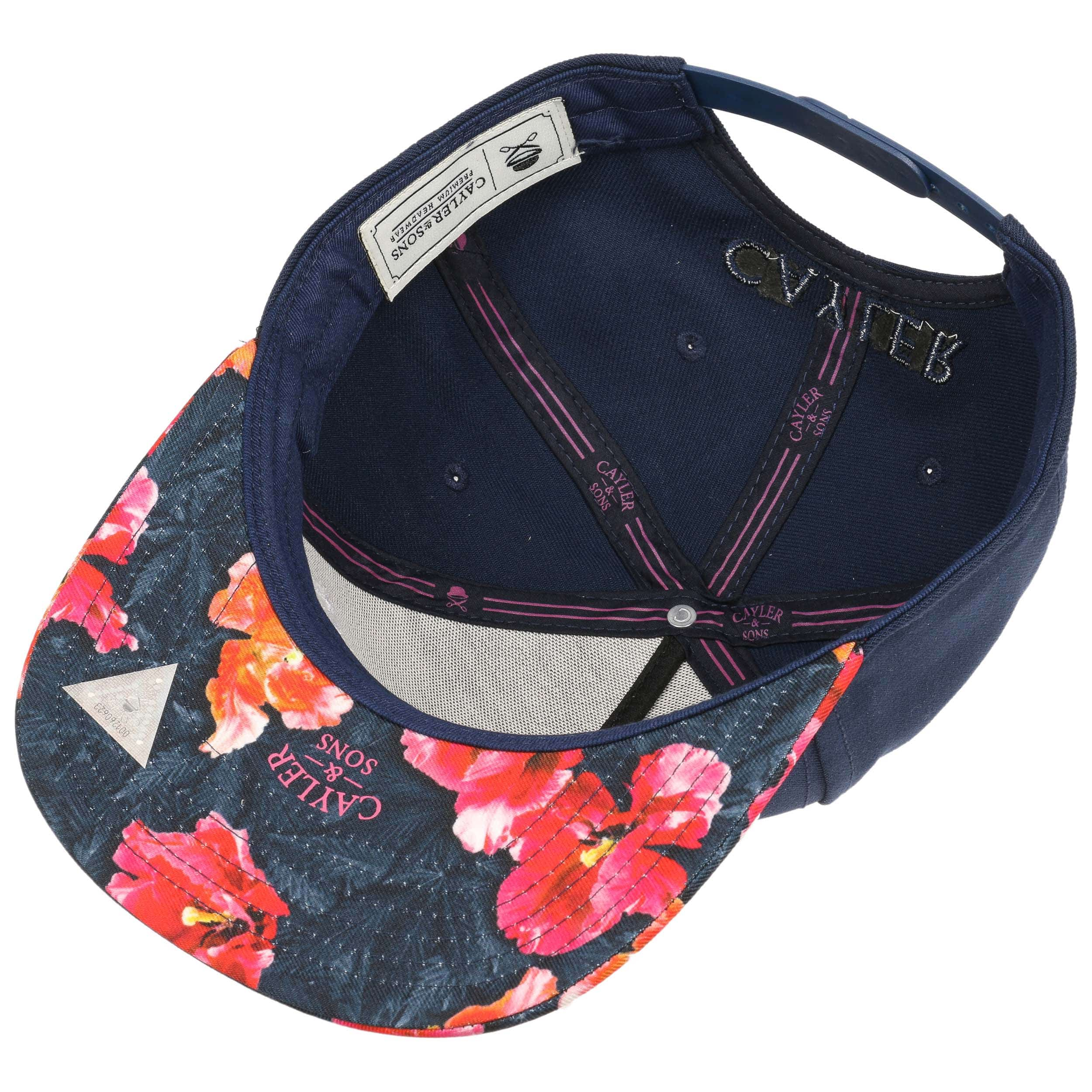 ... camouflage 1 · Cappellino Amsterdam by Cayler   Sons - blu 2 ... a52d78172069