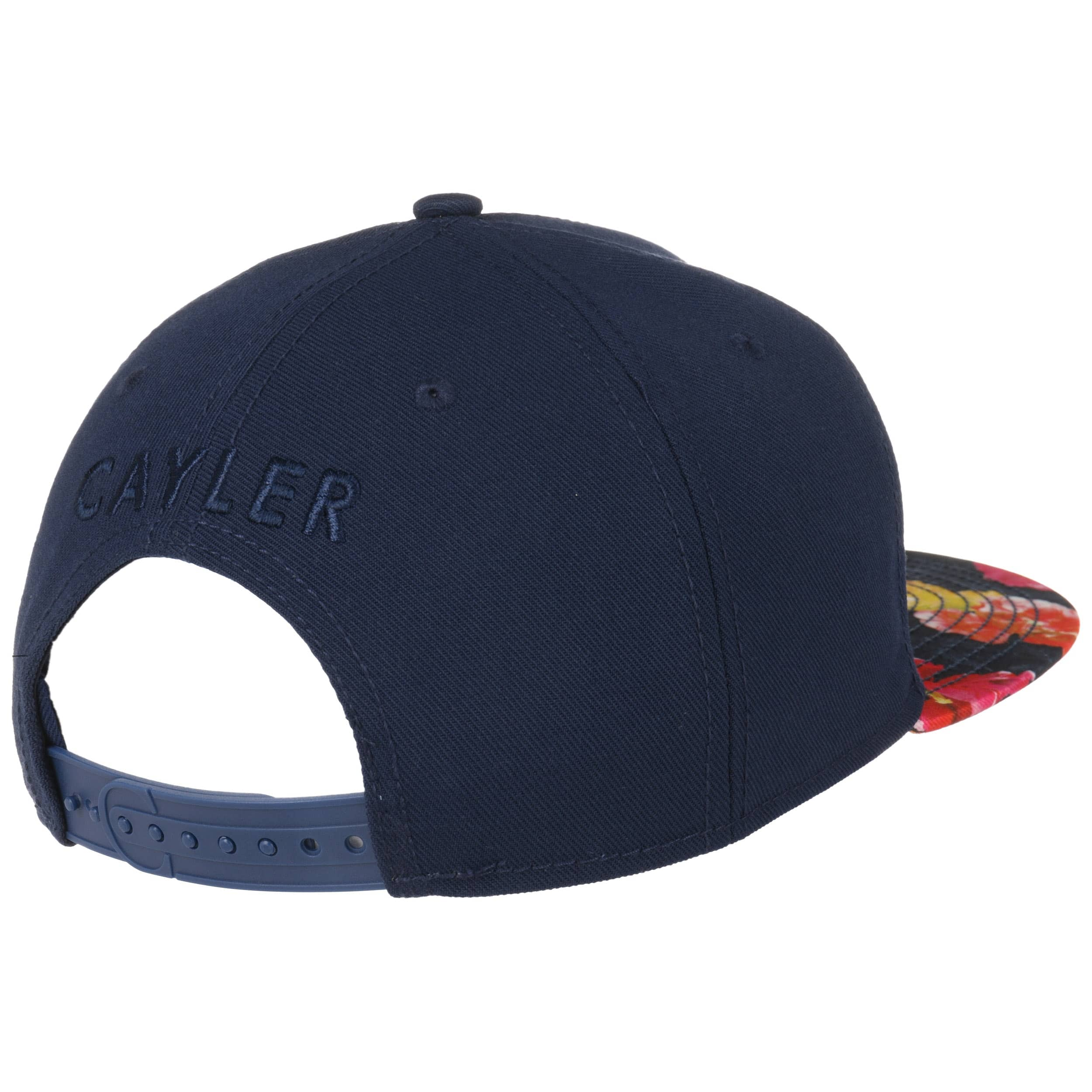 ... Cappellino Amsterdam by Cayler   Sons - blu 3 ... 826a208b584e