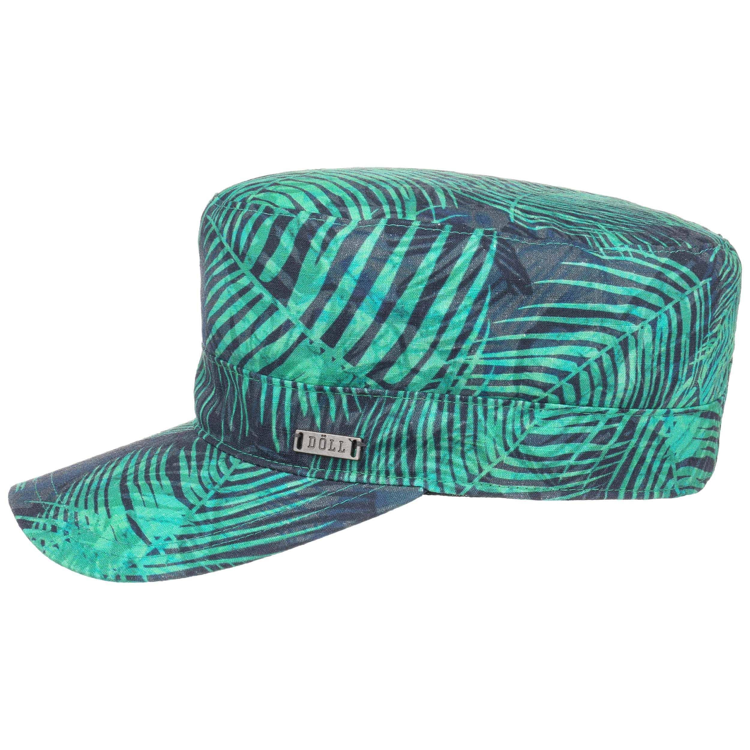 ... blu scuro 5 · Cappellino Army Palma Anti UV by Döll - verde 6 f14d709abda8