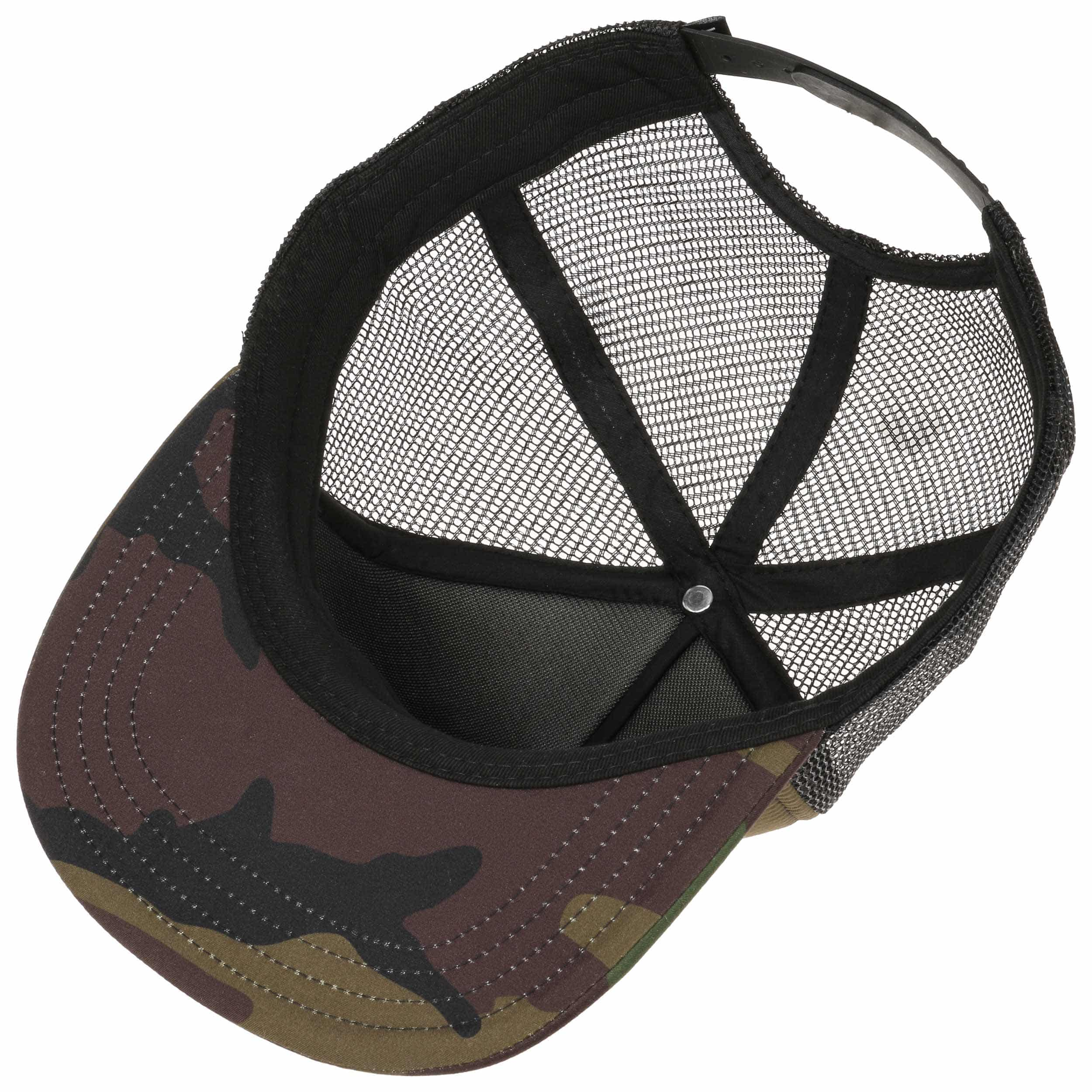 ... Cappellino Classic Patch Camo Trucker by Vans - camouflage 2 ... 55e2b18c0d19