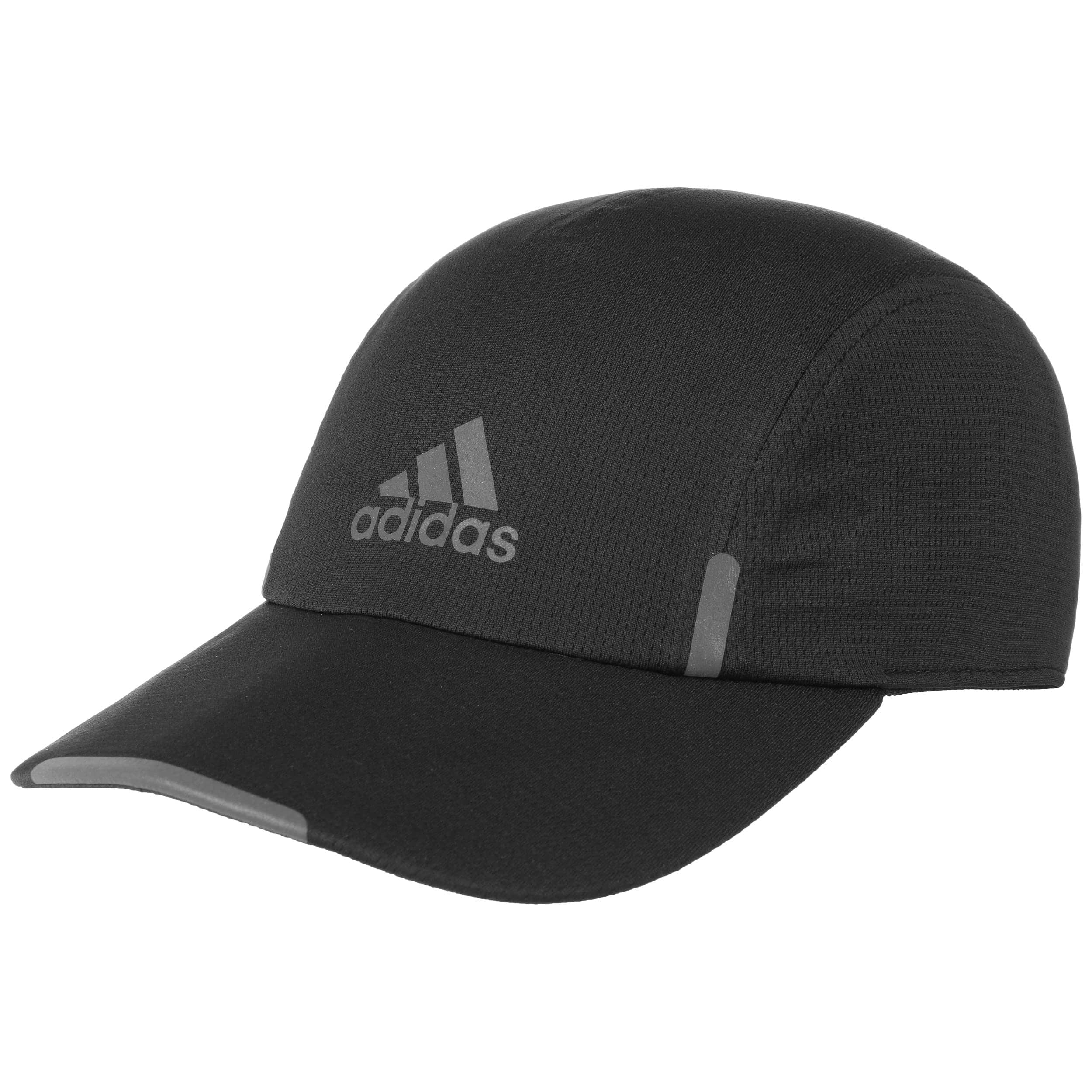... Cappellino Climacool Running by adidas - nero 2 ... 394416a94789