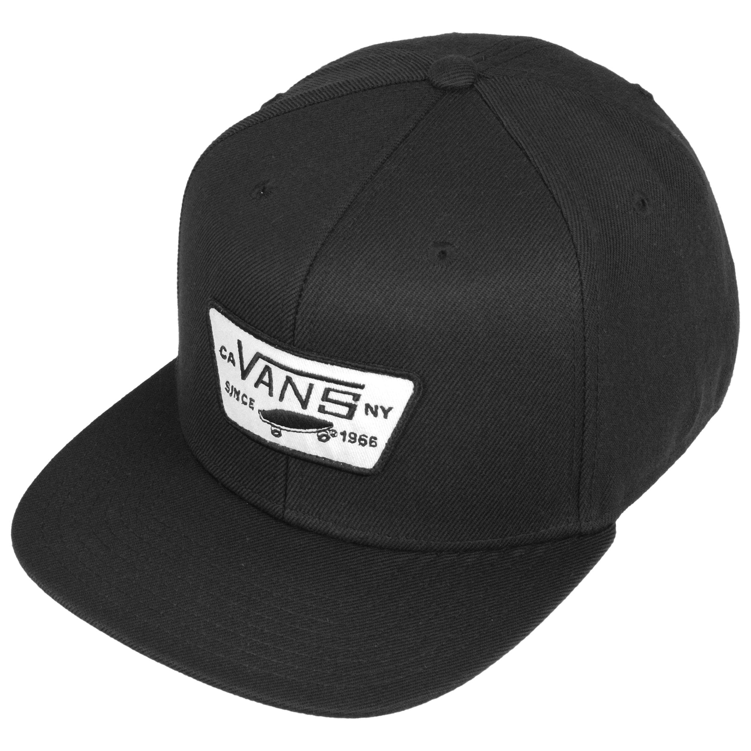 Cappellino Full Patch 2017 by Vans - nero-bianco 1 ... 14ff98ed97e2