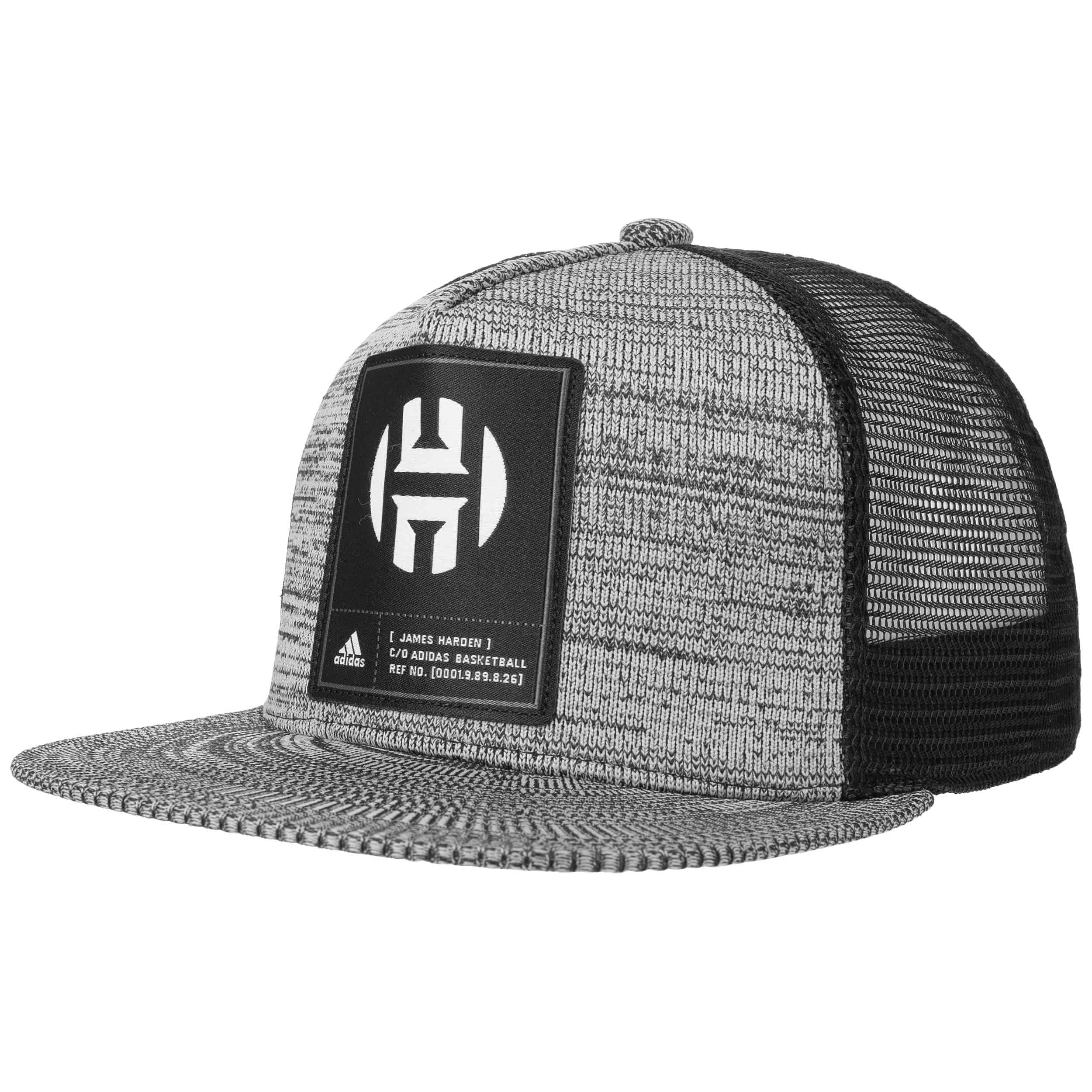 ... Cappellino Harden Trucker by adidas - grigio 6 e06166bf7bbd