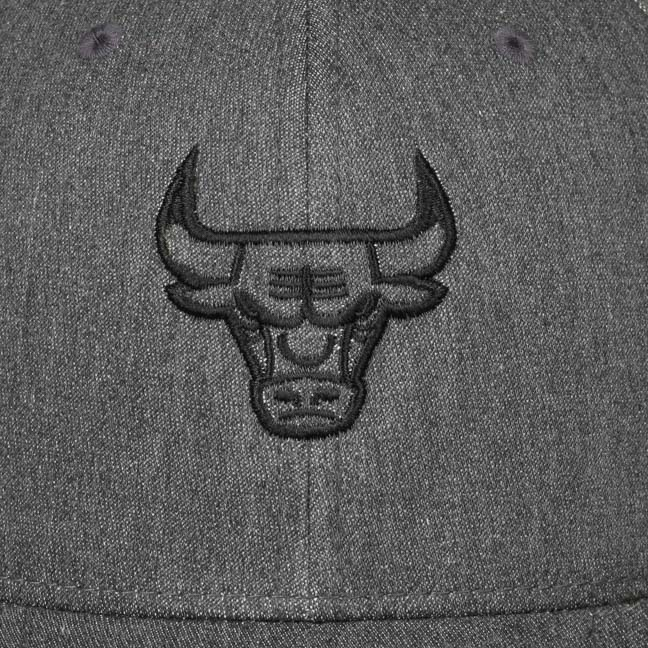 Cappellino Heather 110 Bulls by Mitchell   Ness - nero 1 ... cec33cd715c4