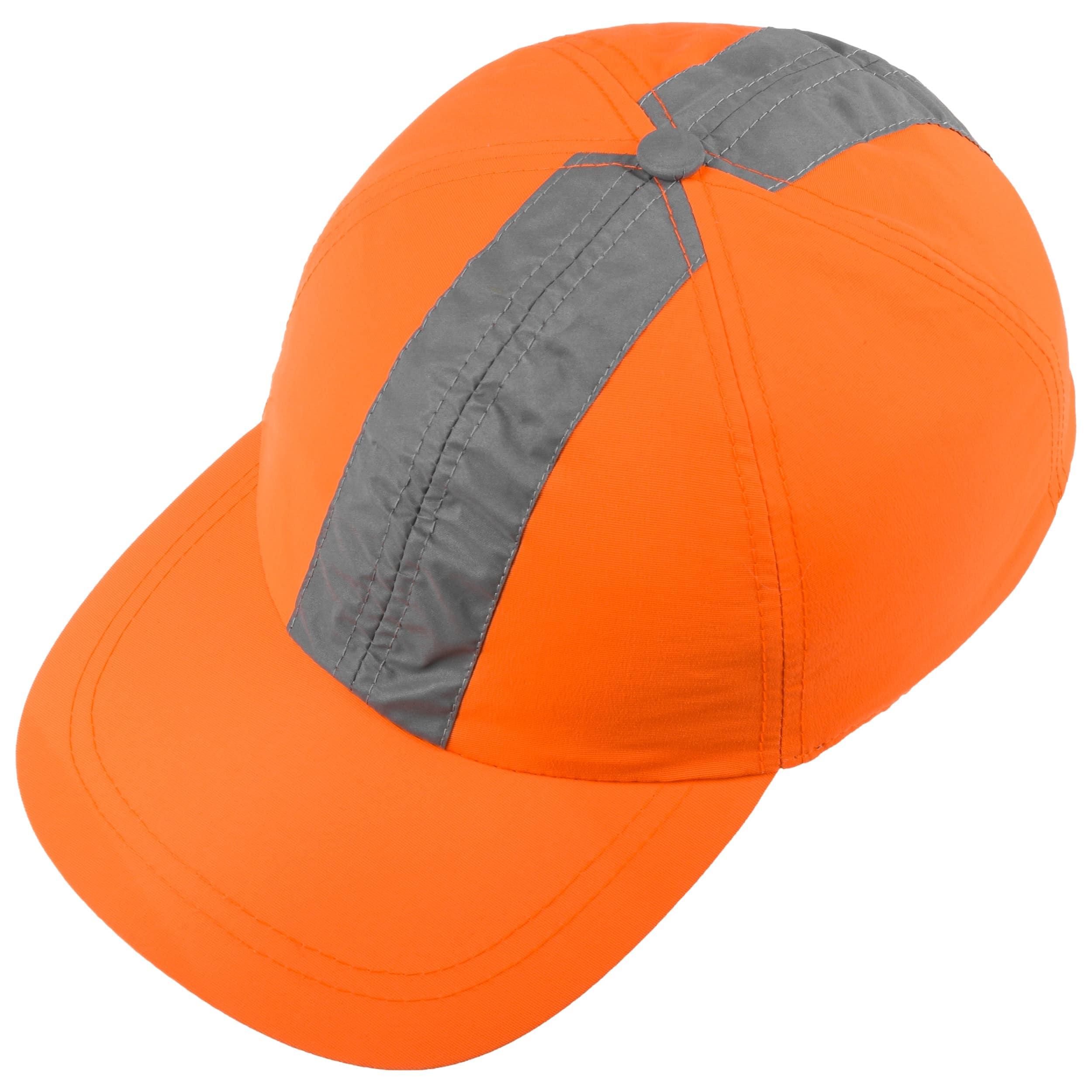 ... Cappellino Riflettente Paraorecchie by Lipodo - arancia neon 1 ... ae362727bd37