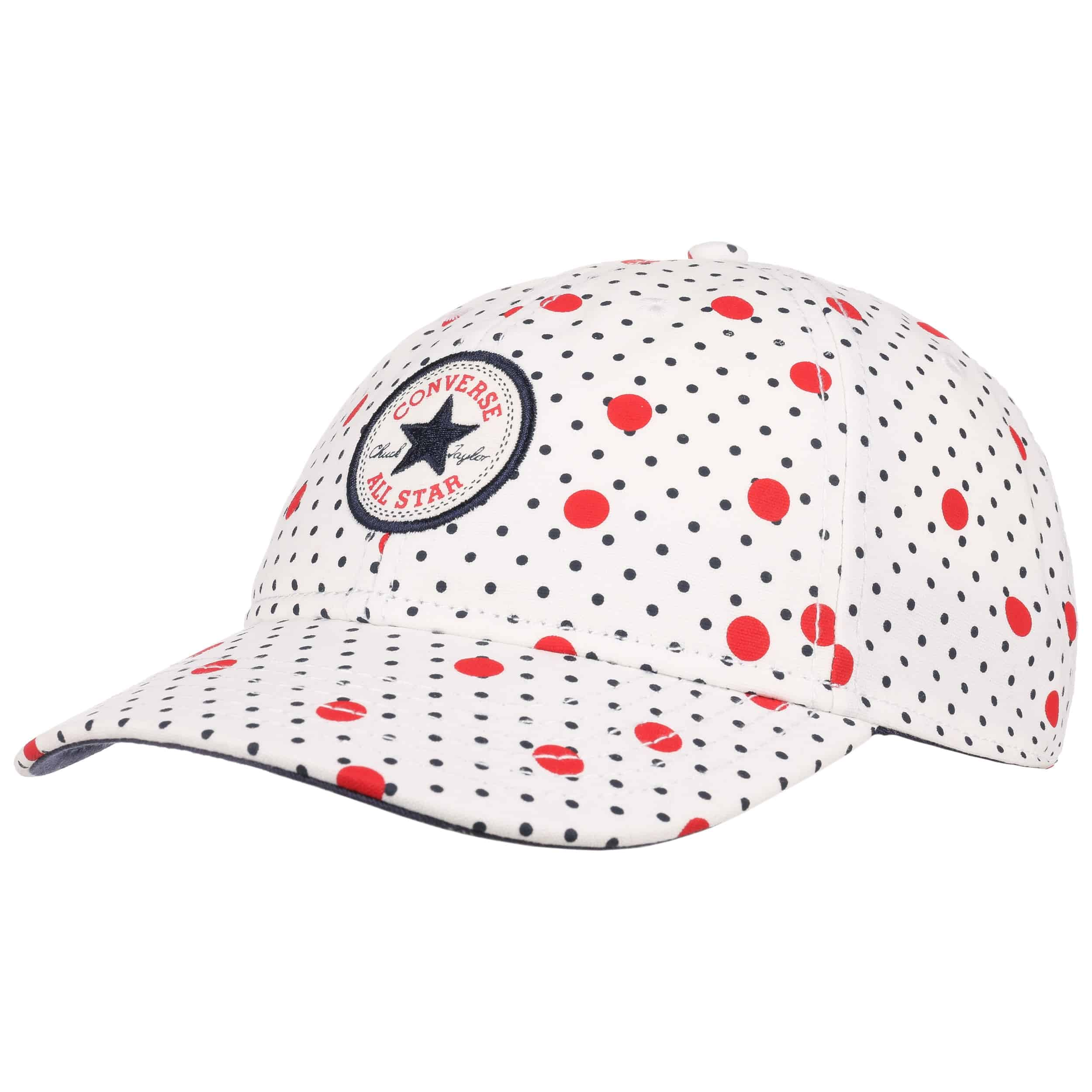091222a341 ... Cappellino Seasonal Graphic by Converse - bianco 5