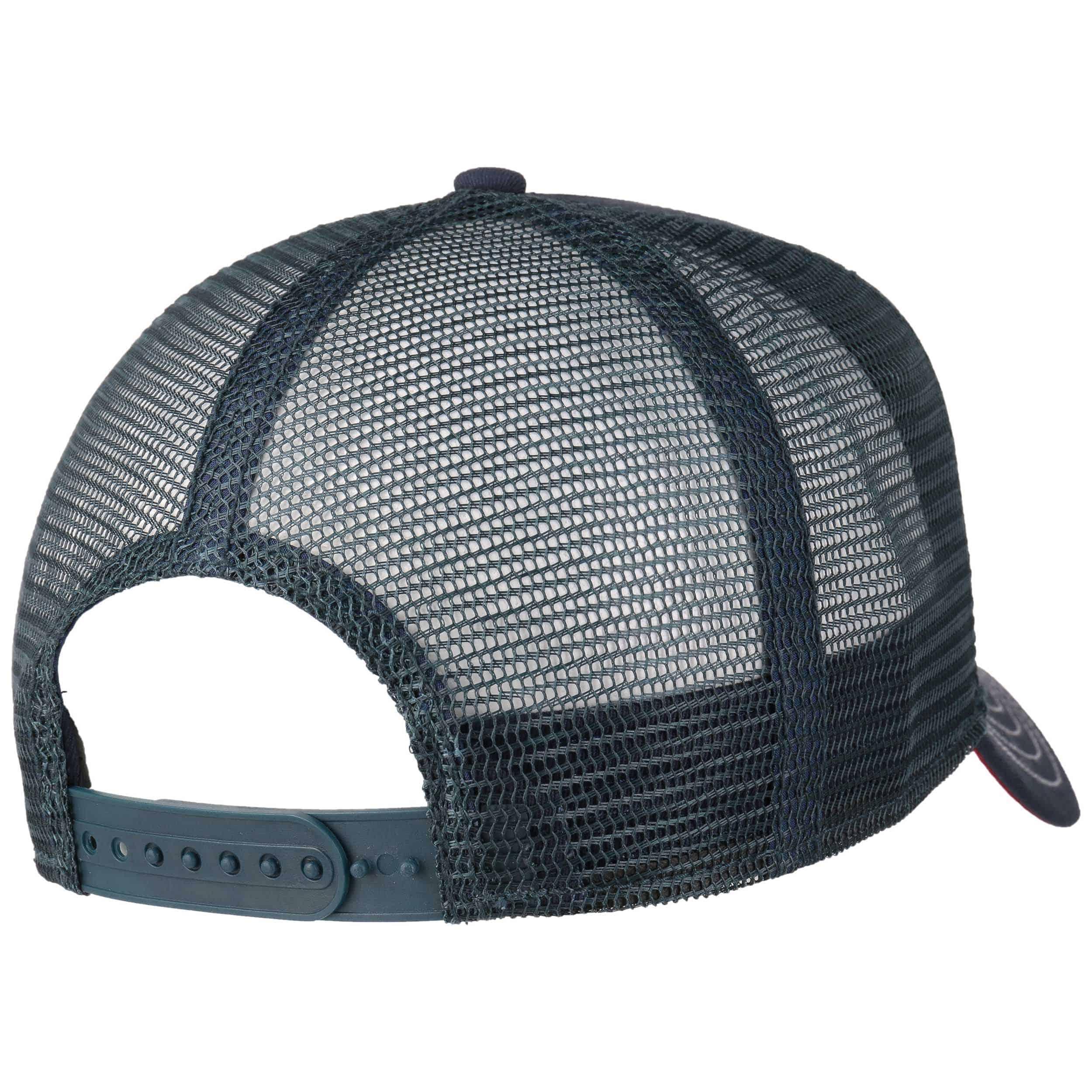 ... Cappellino Trucker Baseball by Stetson - blu scuro 3 ... ea3484ae4759